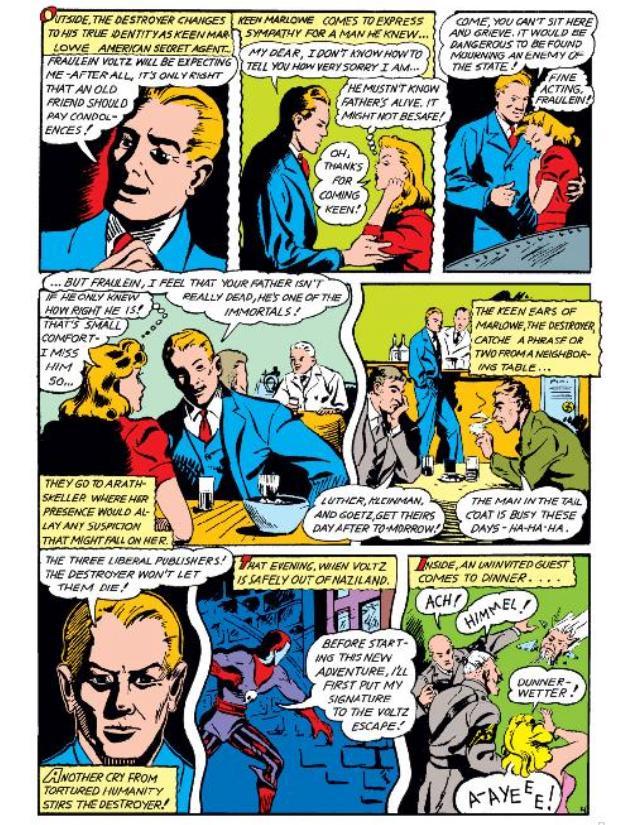 Read online All-Winners Comics comic -  Issue #5 - 58
