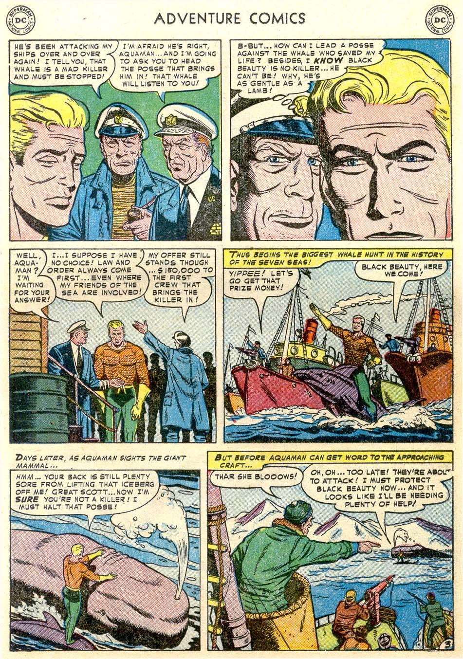 Read online Adventure Comics (1938) comic -  Issue #174 - 19