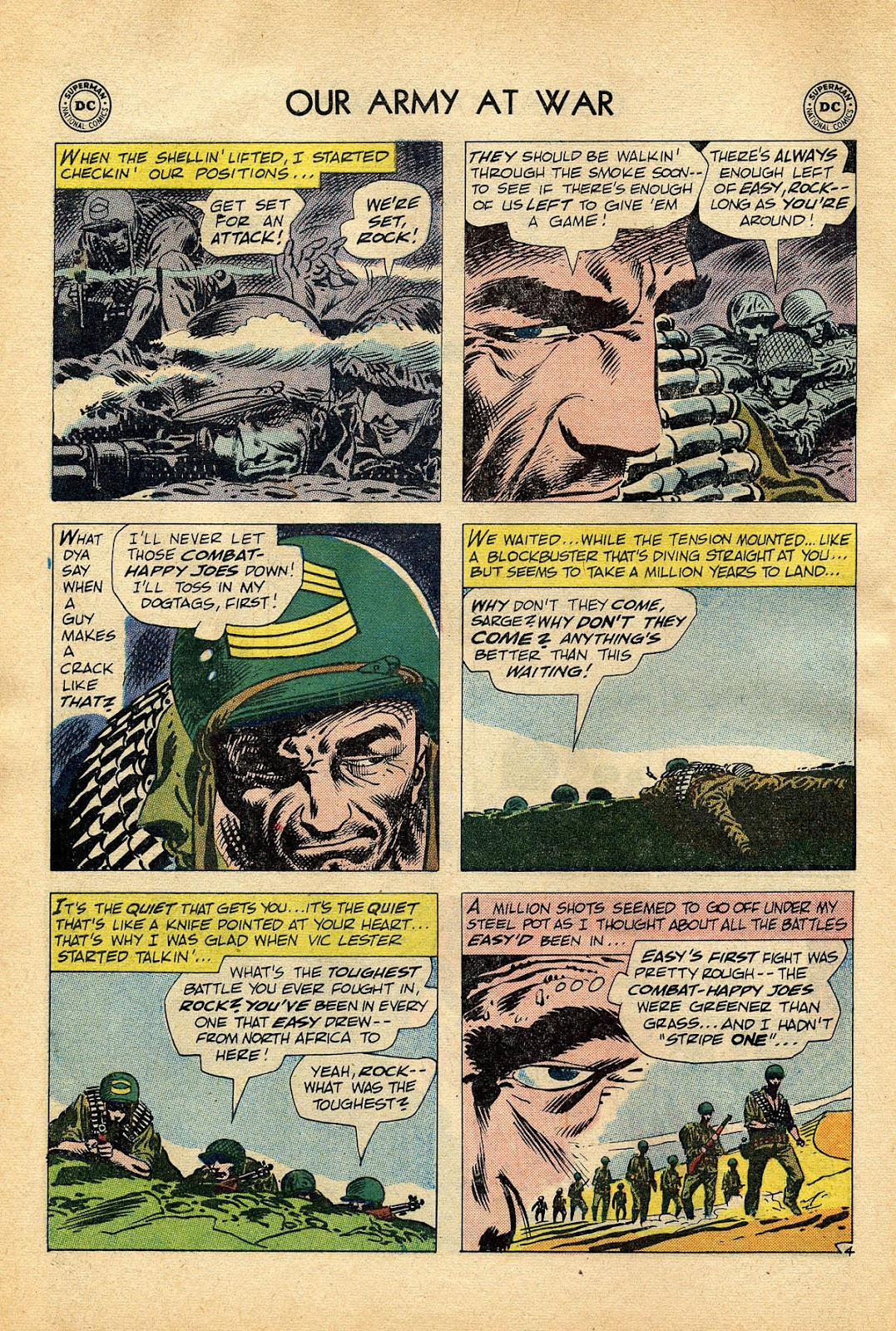 Our Army at War (1952) issue 99 - Page 6