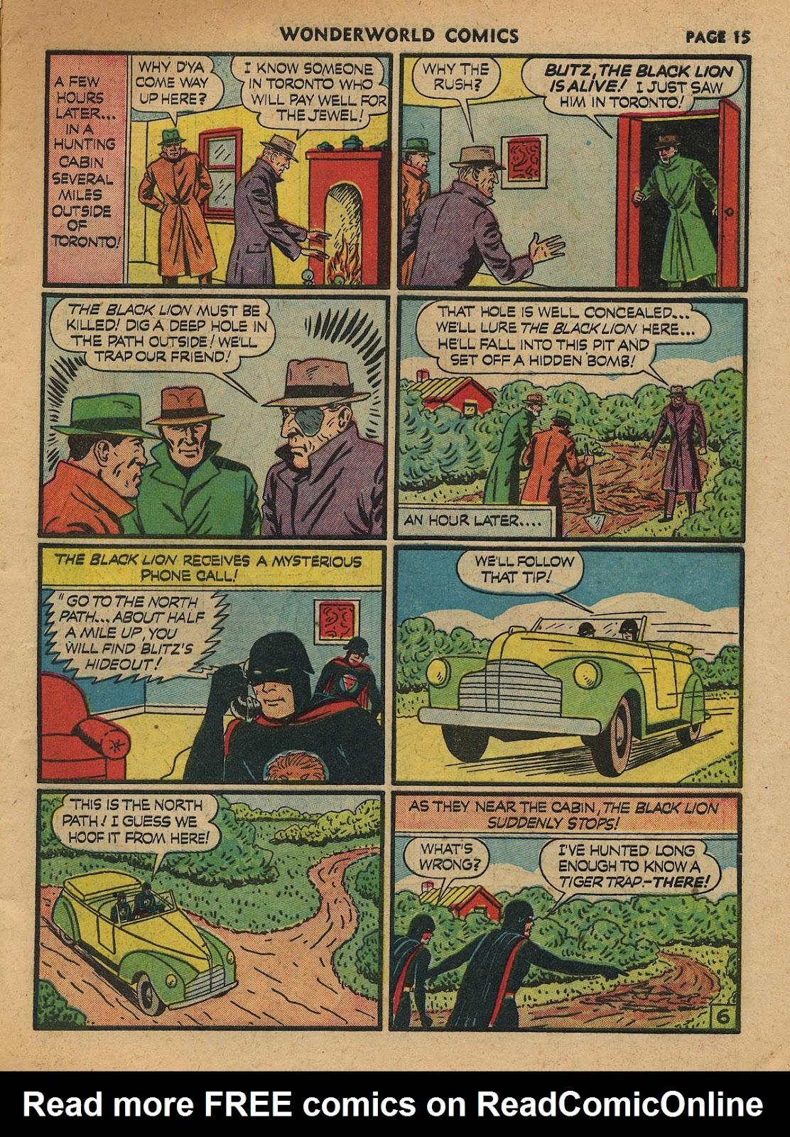 Wonderworld Comics issue 23 - Page 17