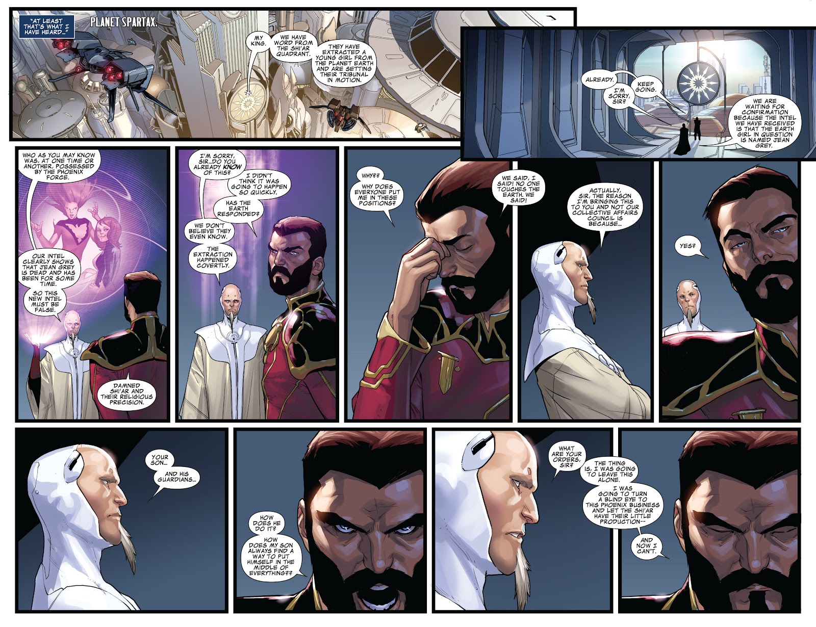 Guardians of the Galaxy/All-New X-Men: The Trial of Jean Grey issue TPB - Page 66