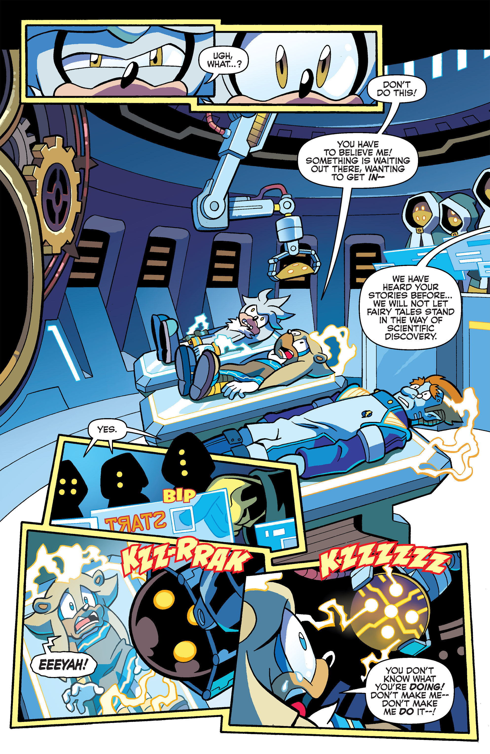 Read online Sonic Universe comic -  Issue #80 - 19