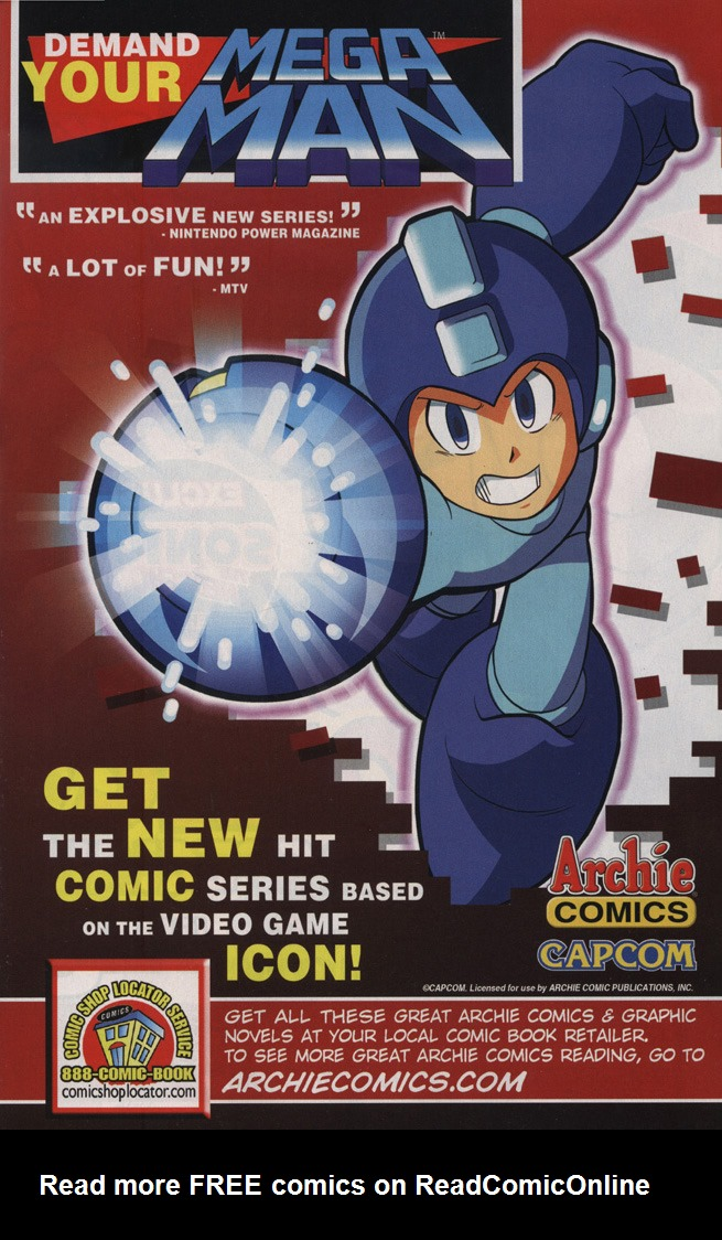 Read online Sonic the Hedgehog Free Comic Book Day Edition comic -  Issue # Special 6 - 8