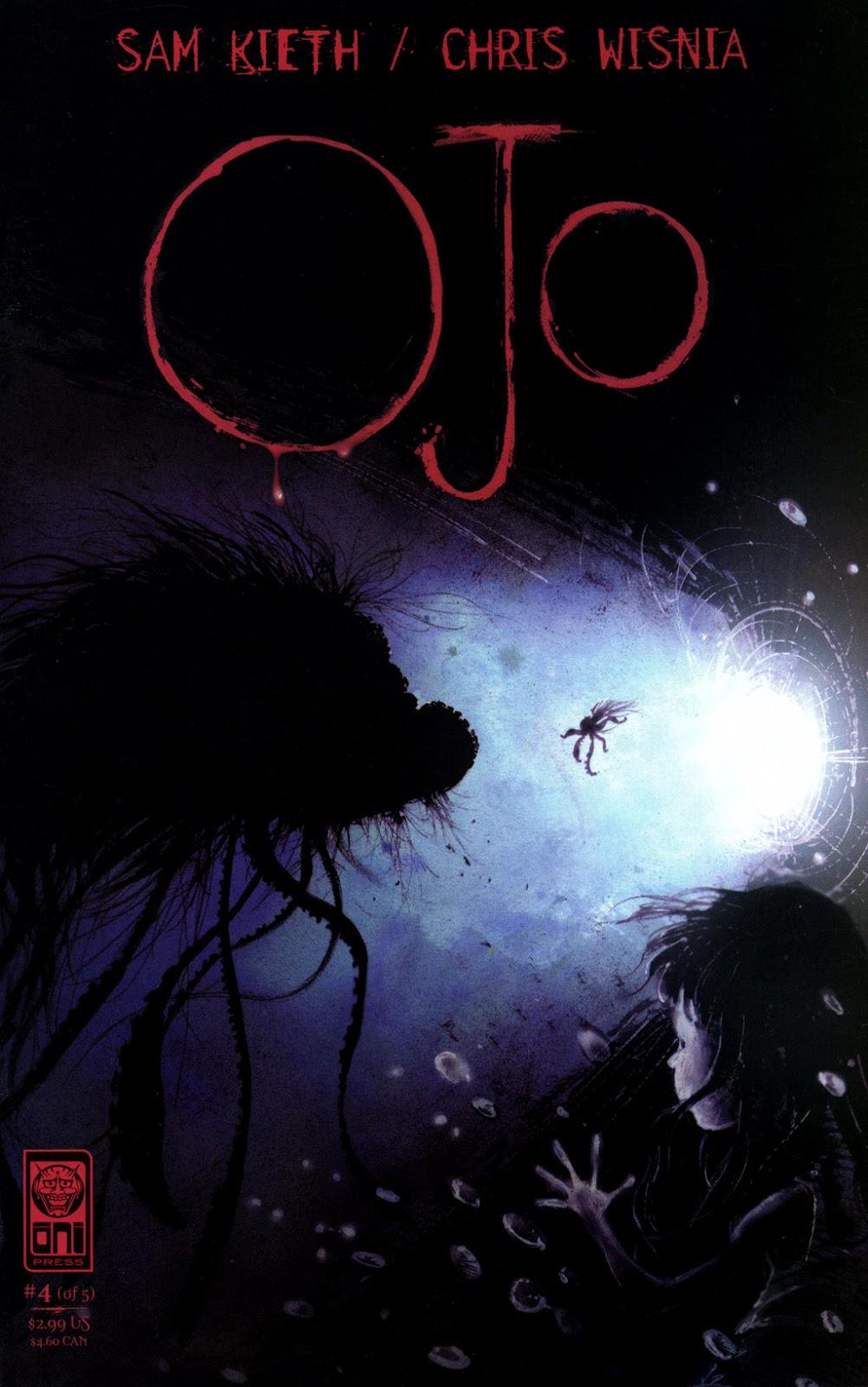 Read online Ojo comic -  Issue #4 - 1