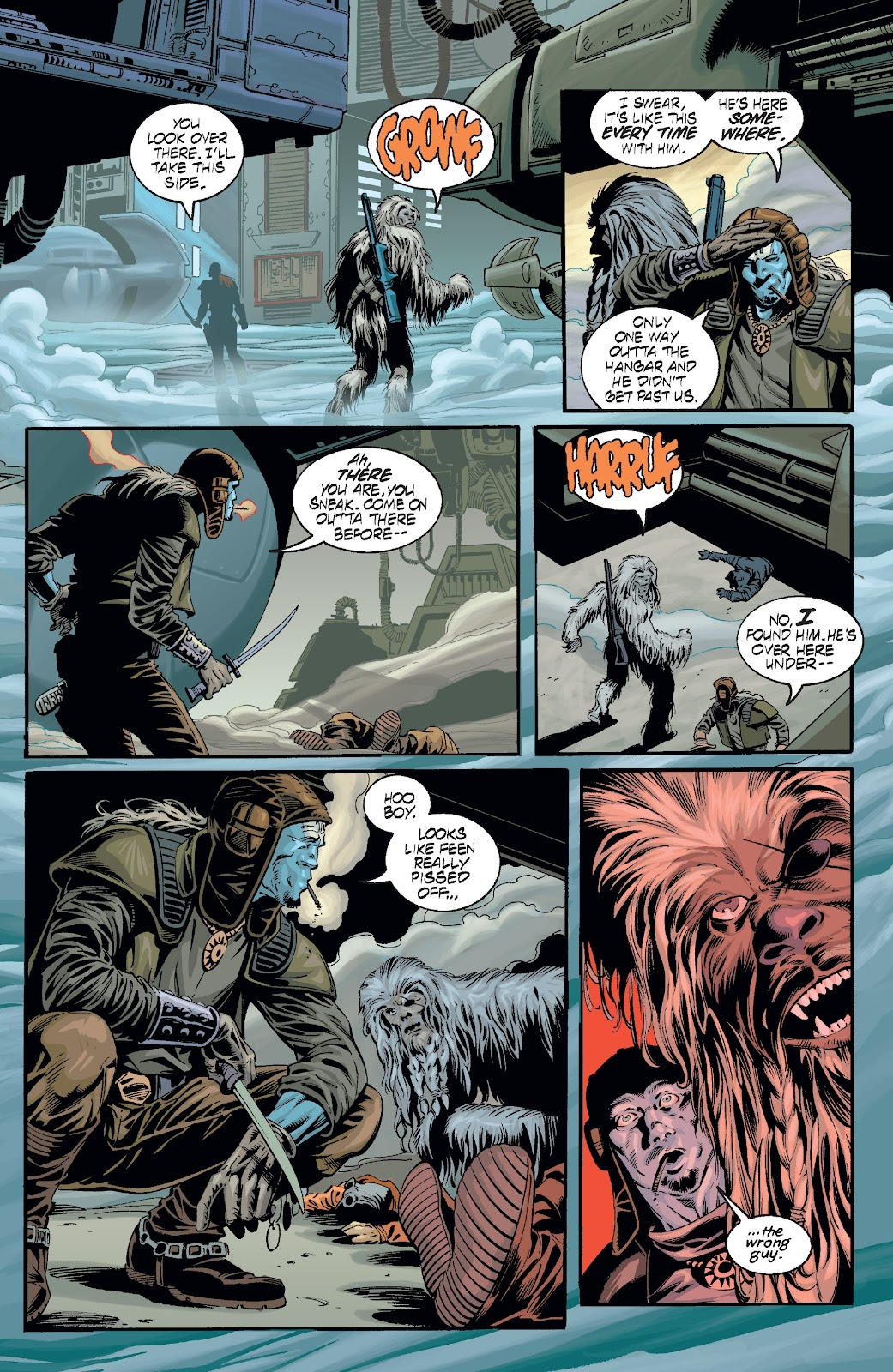 Read online Star Wars Legends: Rise of the Sith - Epic Collection comic -  Issue # TPB 2 (Part 2) - 67