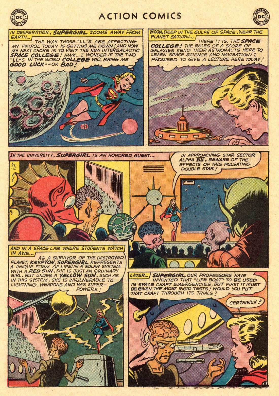 Read online Action Comics (1938) comic -  Issue #312 - 28