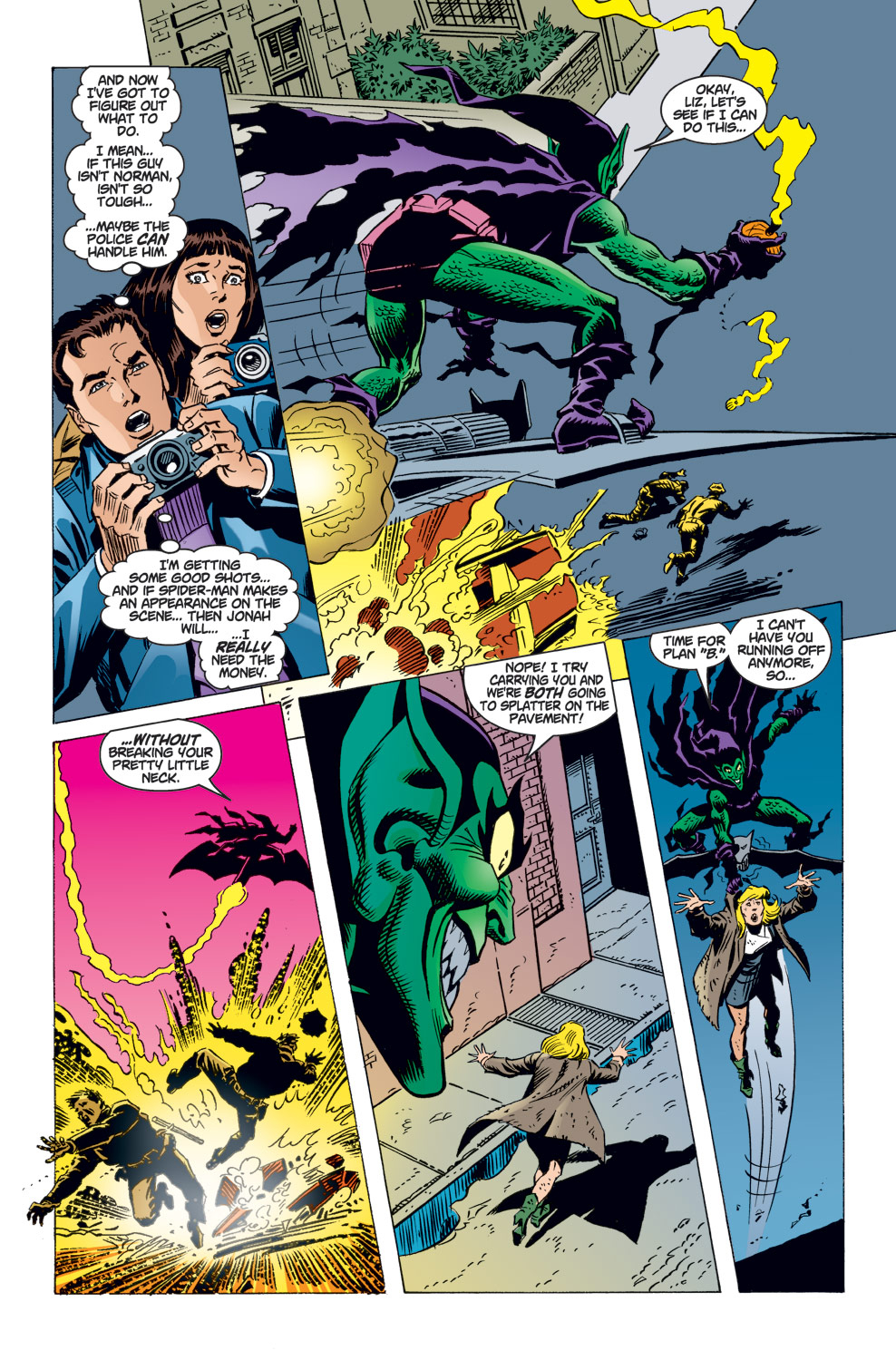 The Amazing Spider-Man (1999) 18 Page 16
