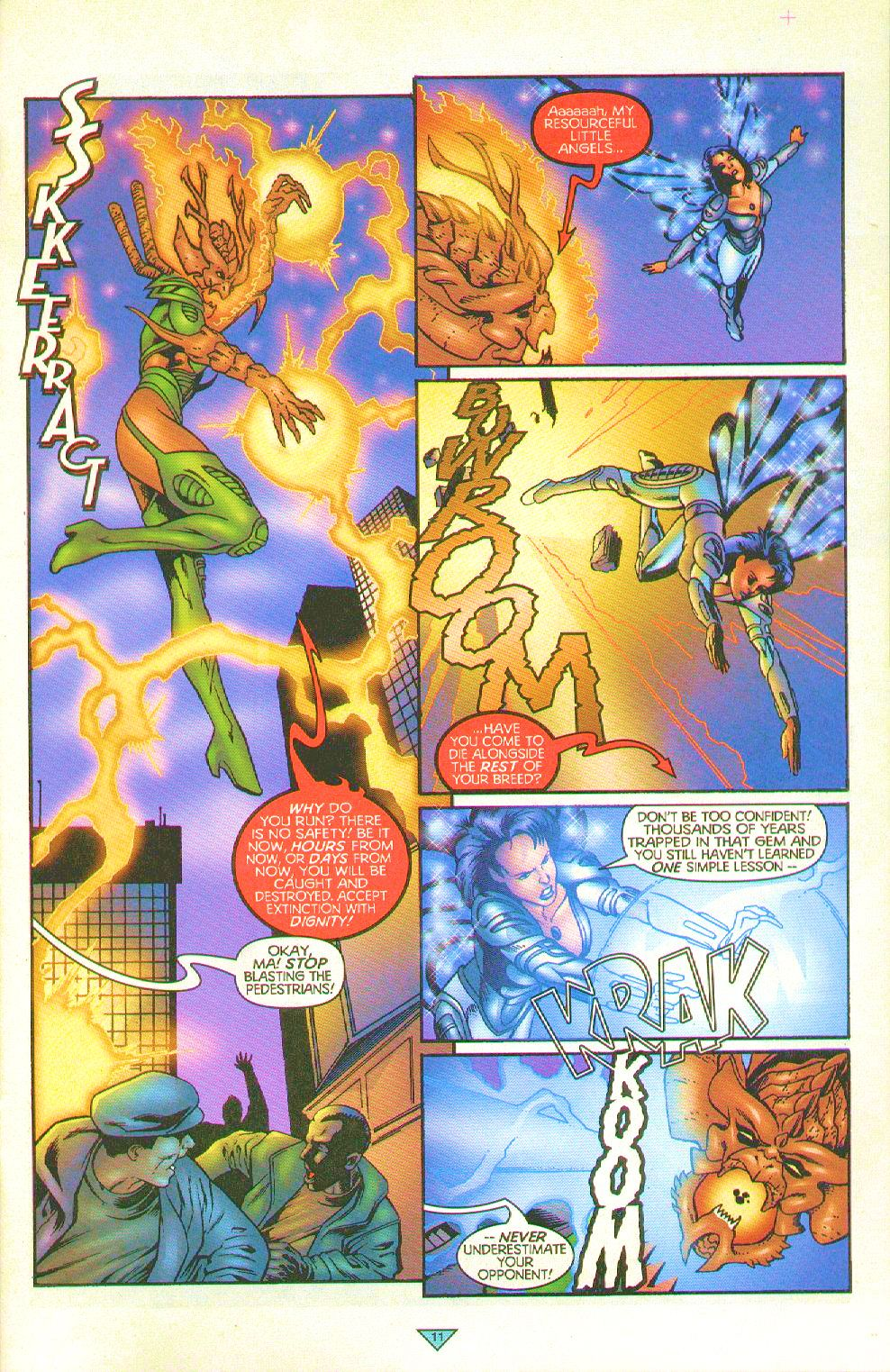 Read online Trinity Angels comic -  Issue #12 - 11