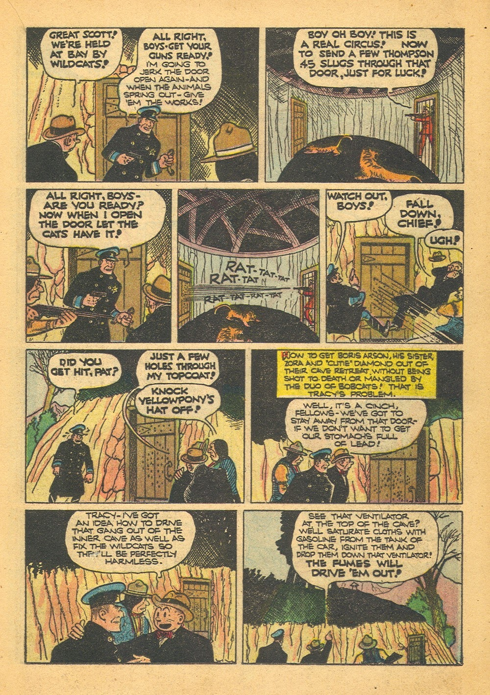 Dick Tracy Monthly issue 10 - Page 17