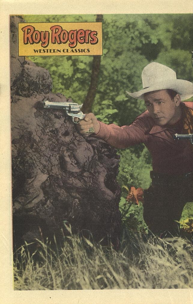 Read online Roy Rogers comic -  Issue #3 - 25