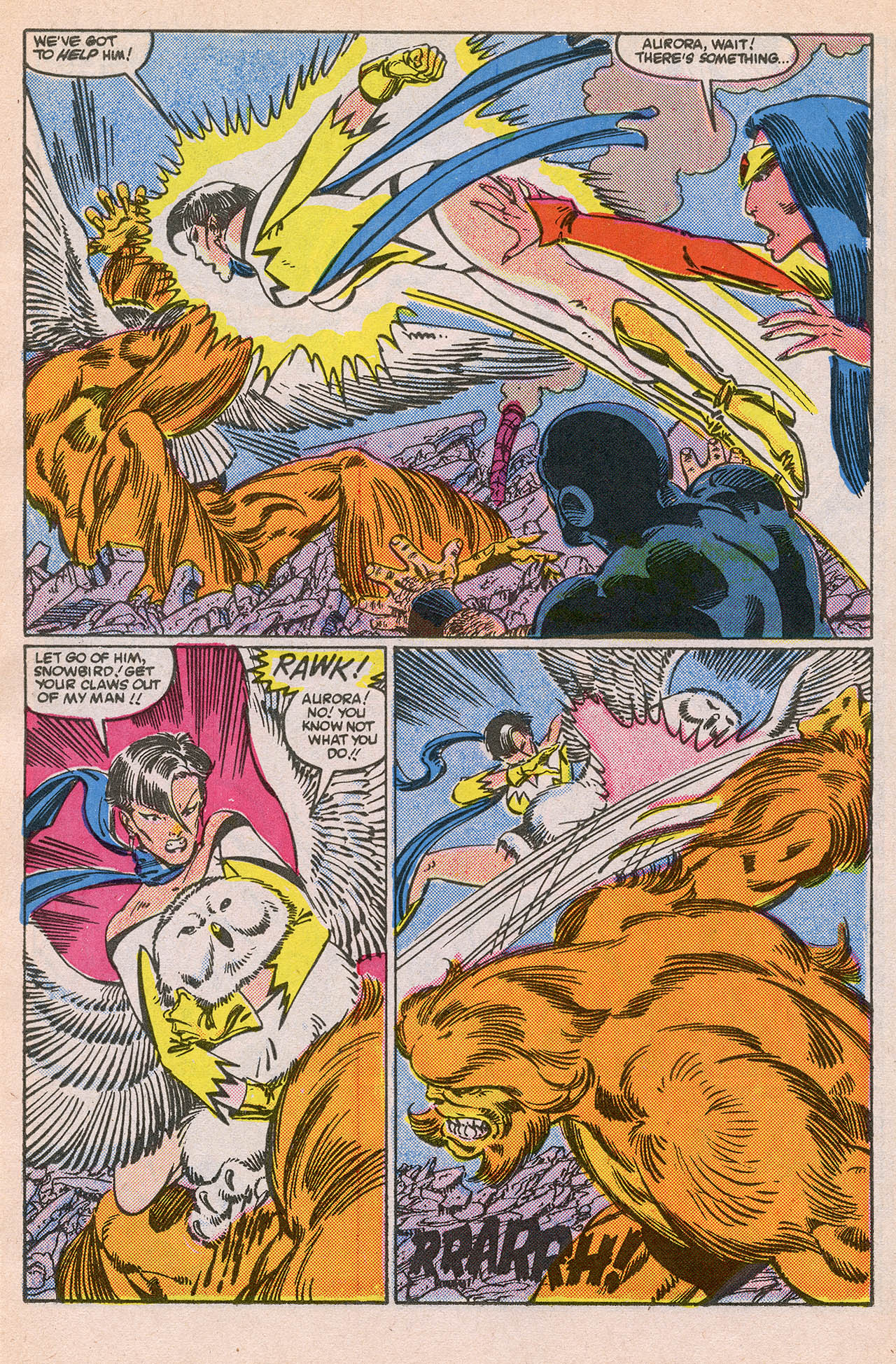 Alpha Flight (1983) 23 Page 20