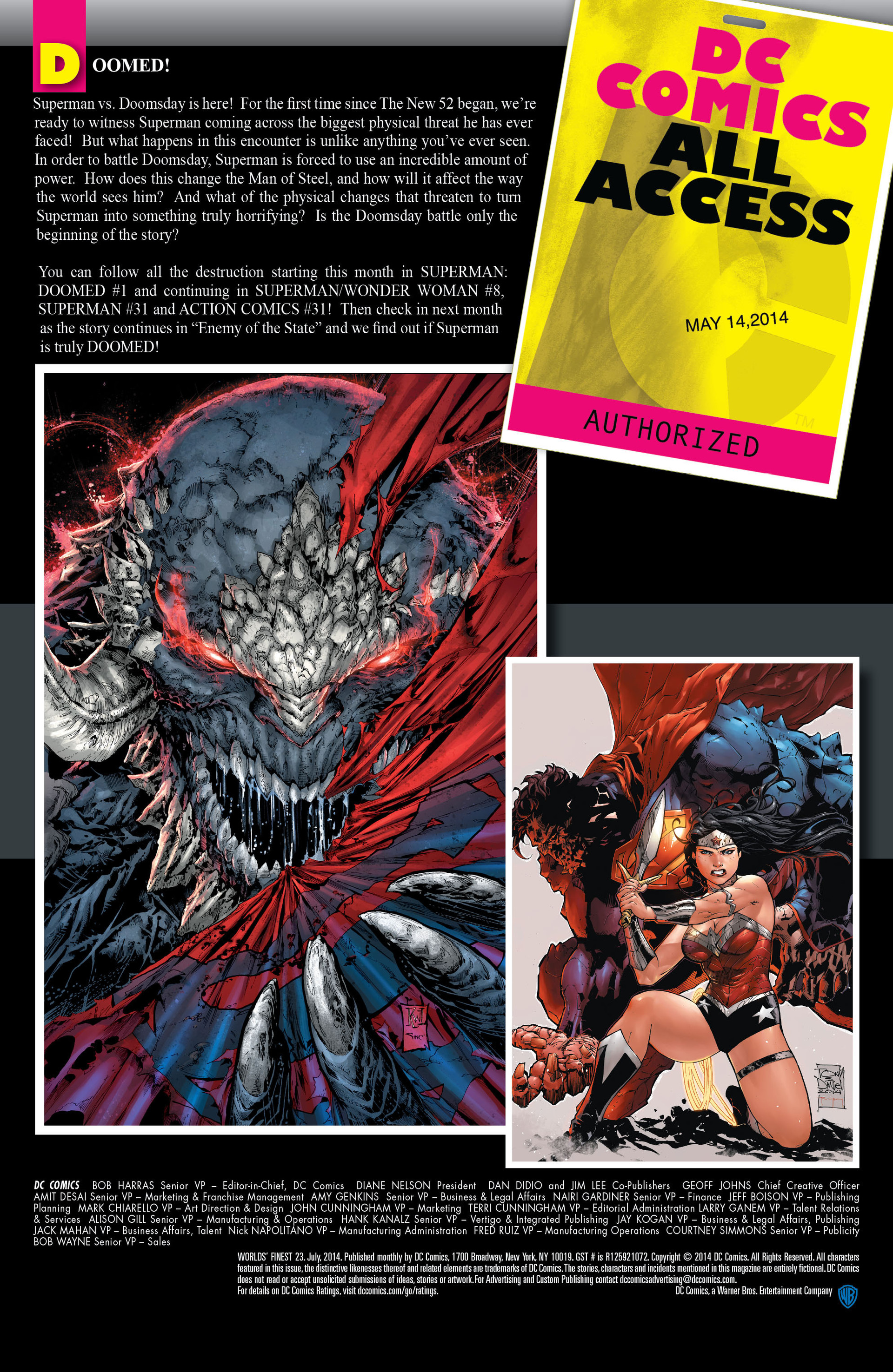 Read online Worlds' Finest comic -  Issue #23 - 28