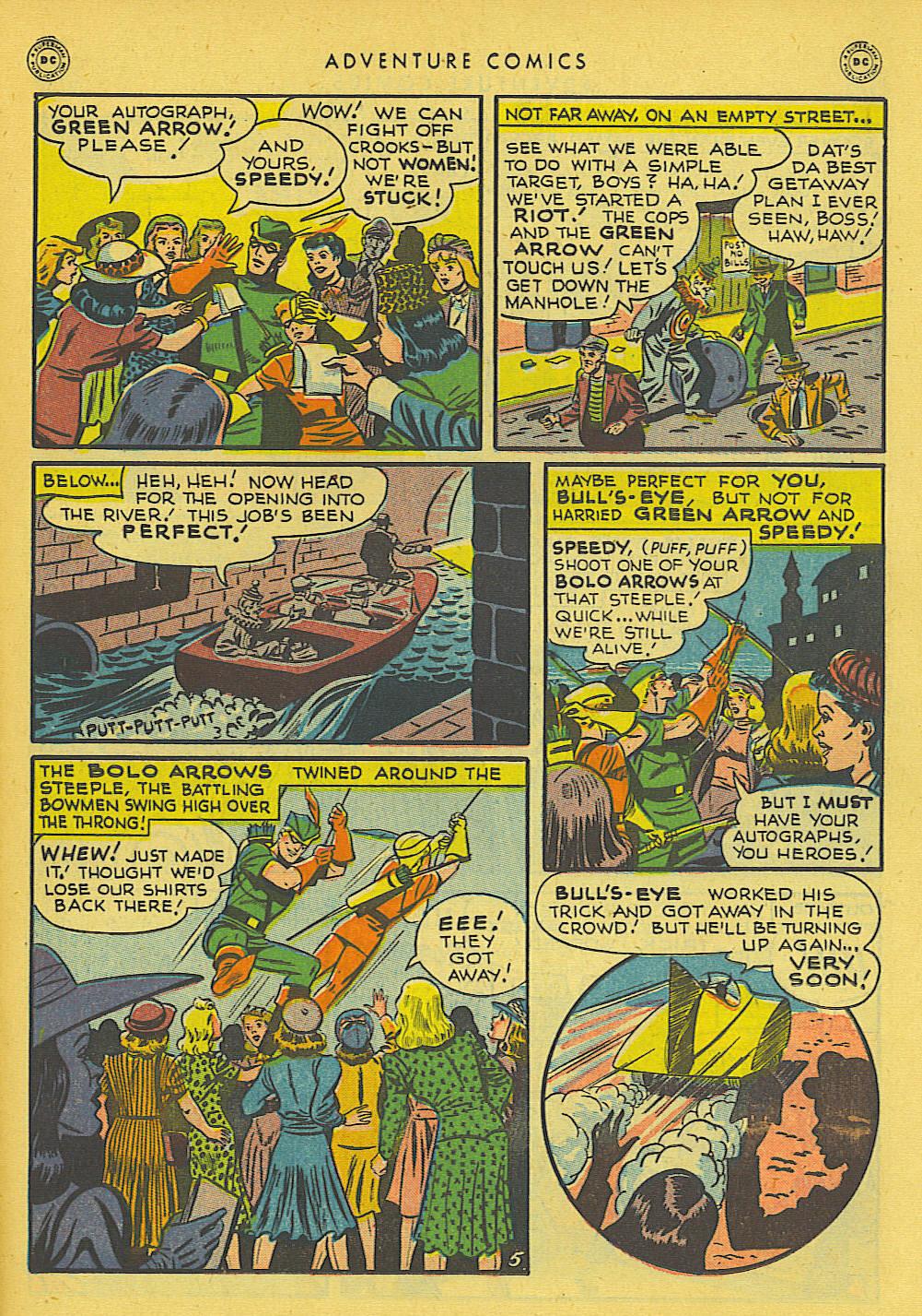 Read online Adventure Comics (1938) comic -  Issue #131 - 29