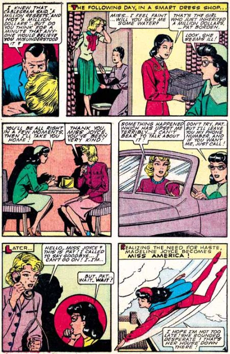 Marvel Mystery Comics (1939) issue 75 - Page 31