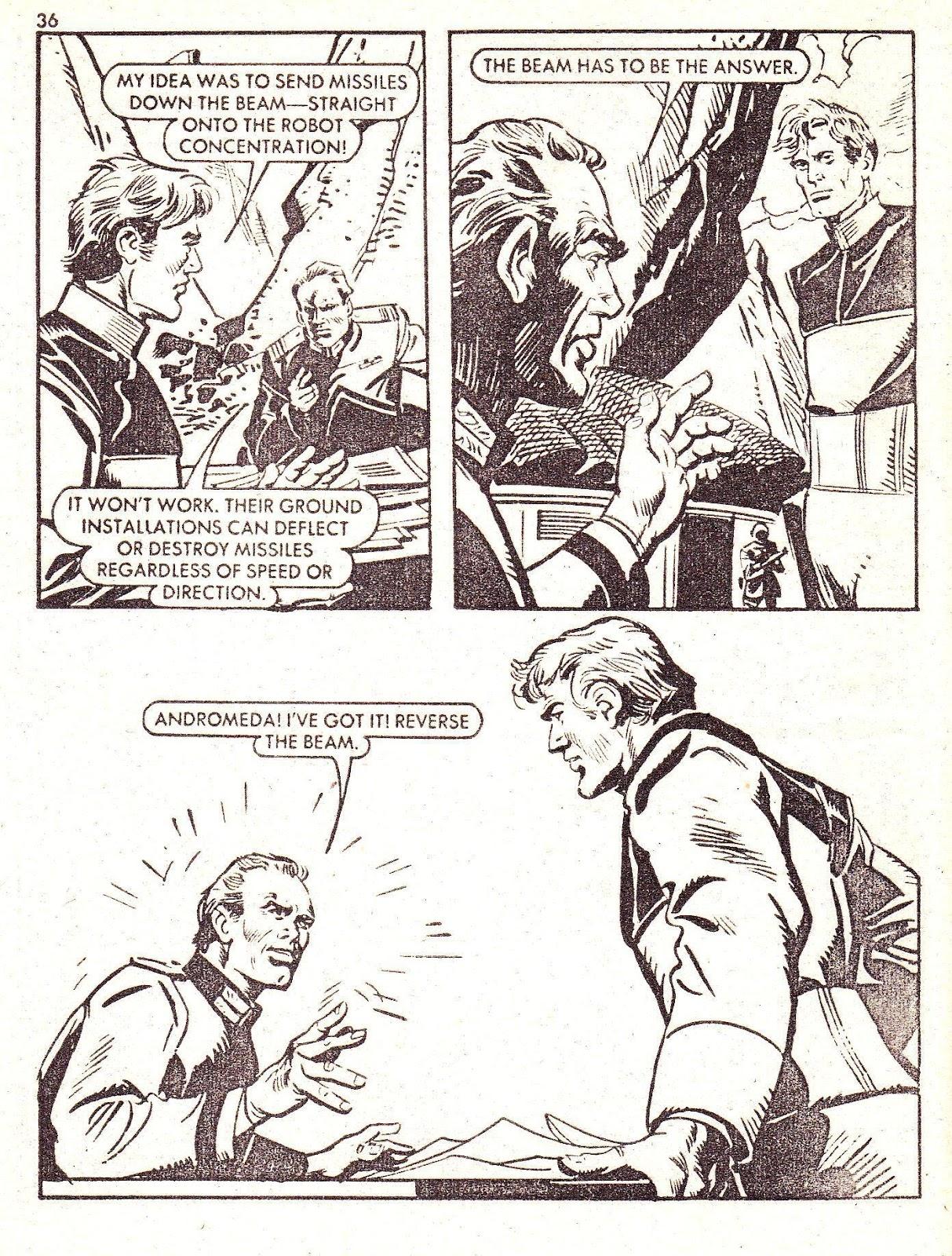 Starblazer issue 72 - Page 36