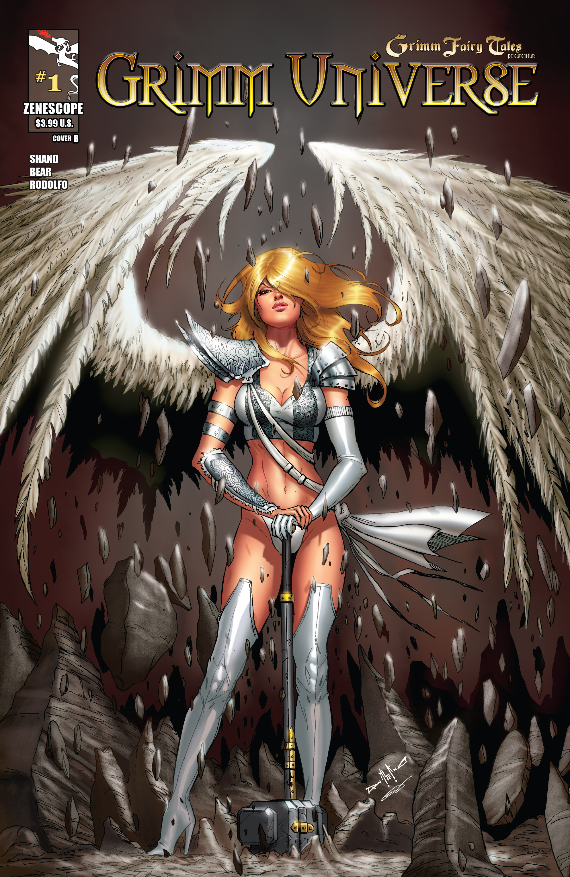Read online Grimm Fairy Tales presents Grimm Universe comic -  Issue # TPB - 40