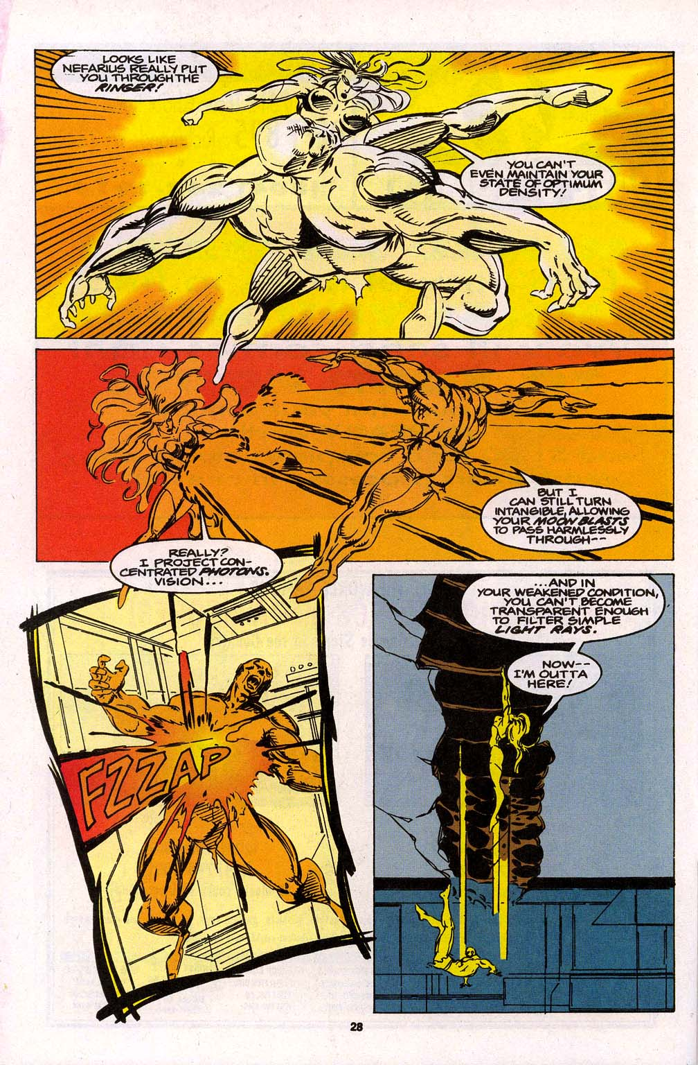 Avengers Unplugged issue 1 - Page 21