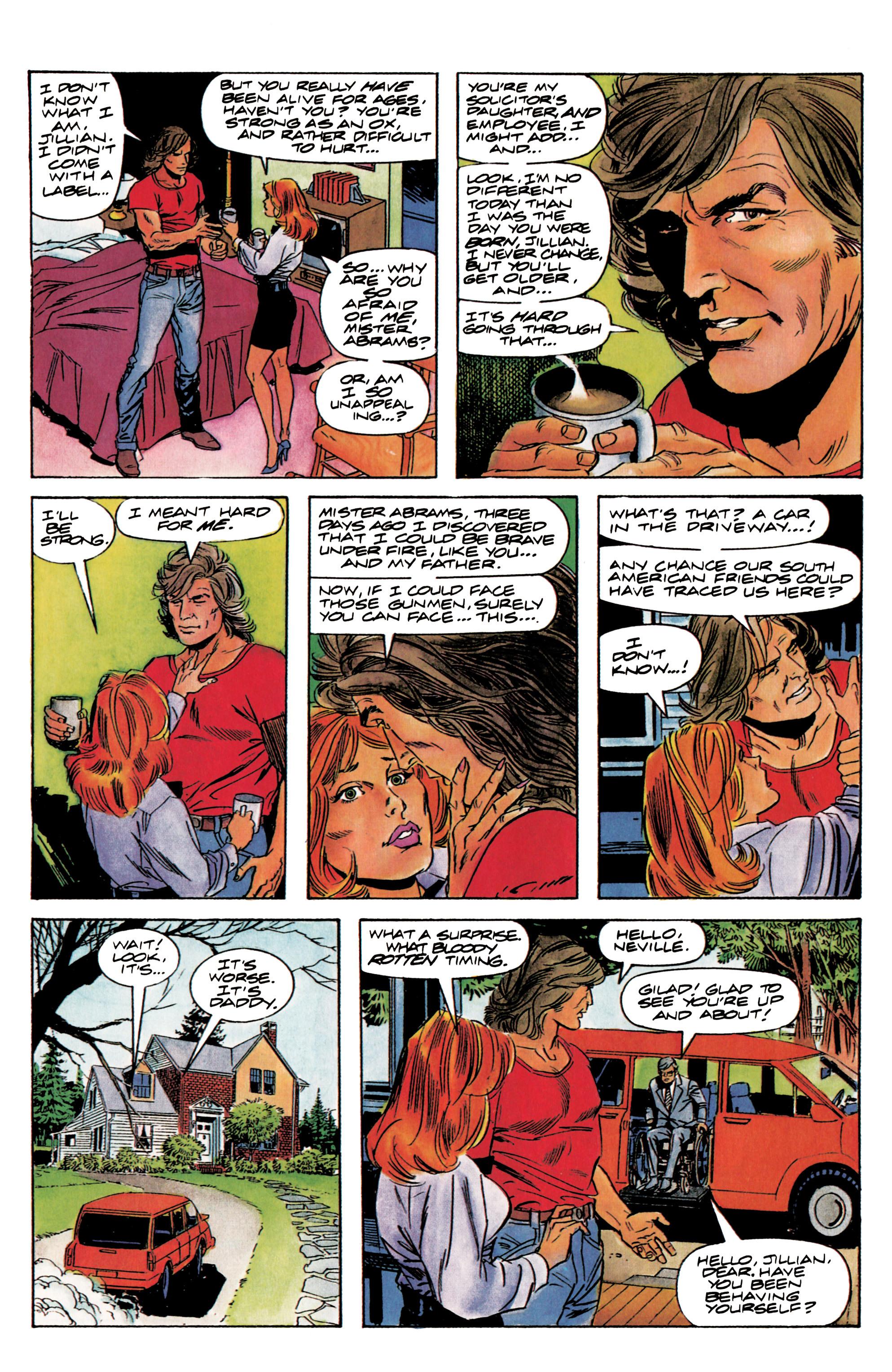 Read online Eternal Warrior (1992) comic -  Issue #3 - 9