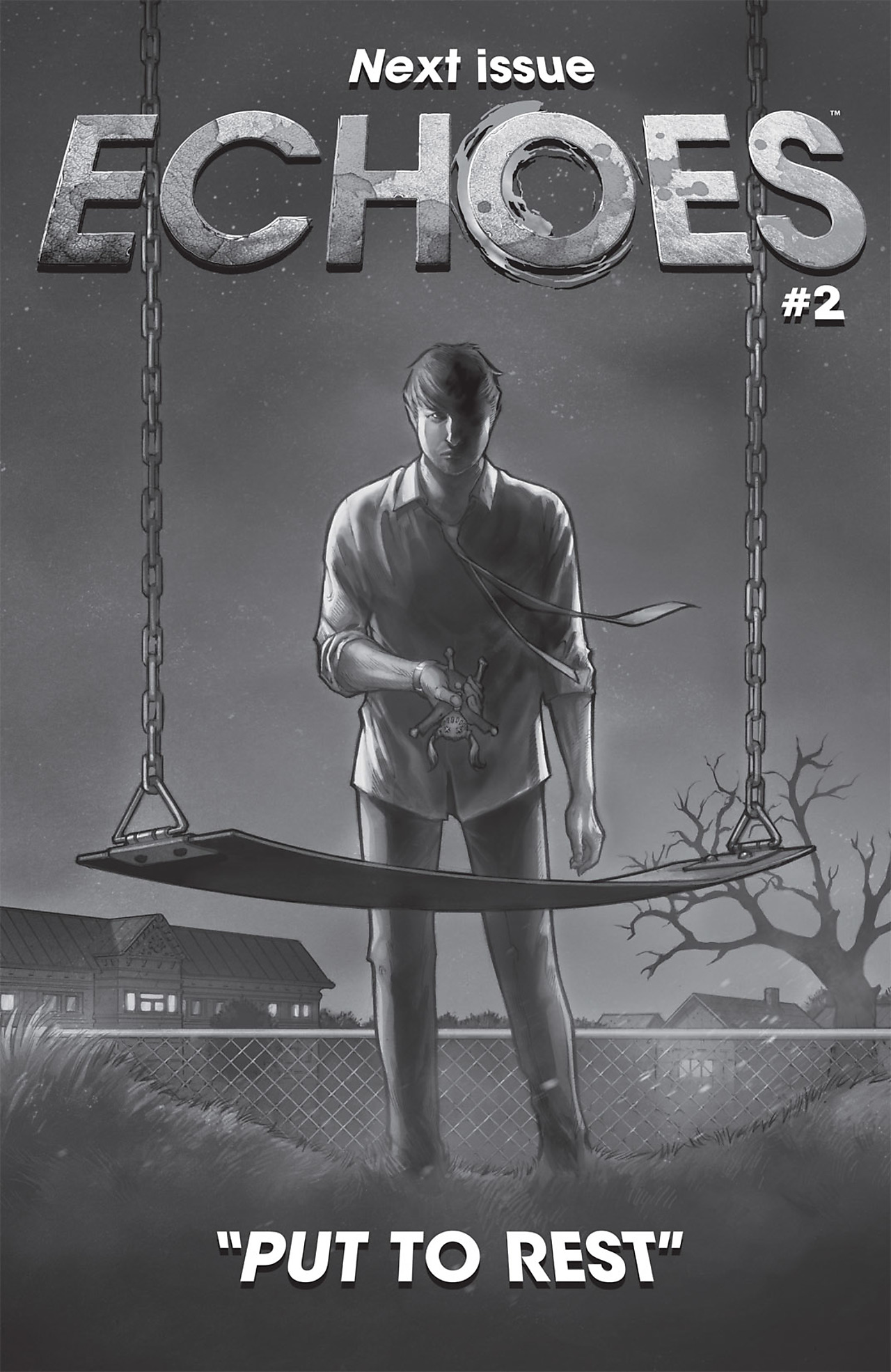 Read online Echoes comic -  Issue # TPB - 30