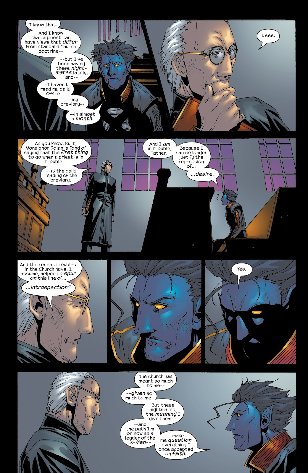 Read online X-Men: Unstoppable comic -  Issue # TPB (Part 3) - 58