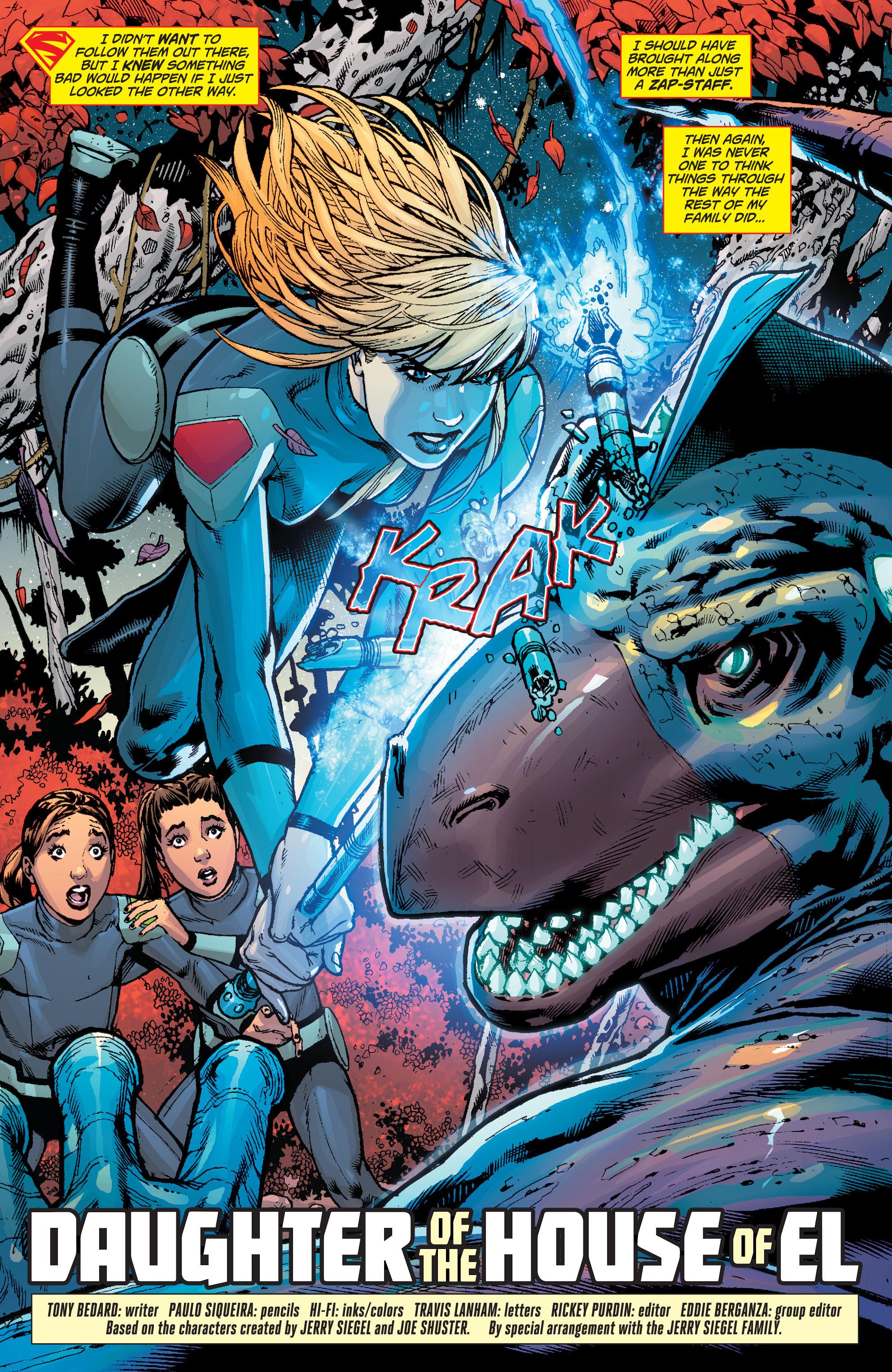 Read online Secret Origins (2014) comic -  Issue #1 - 27