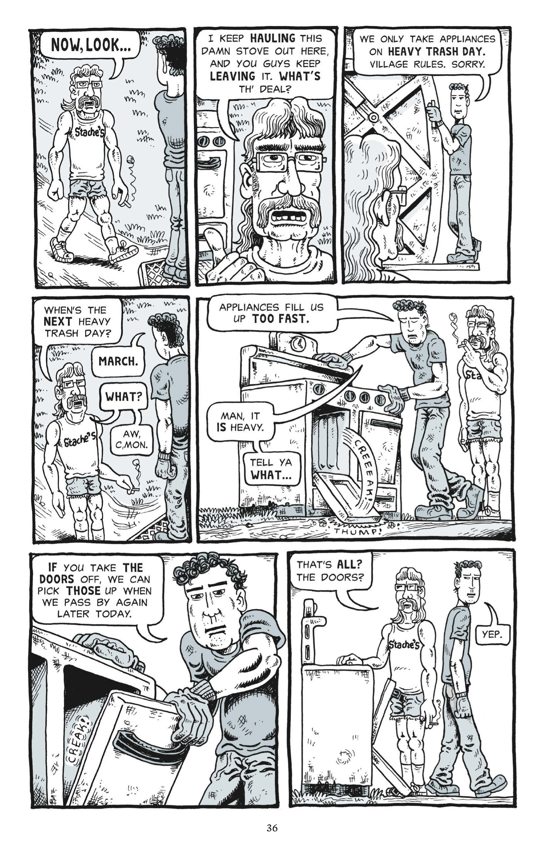 Read online Trashed comic -  Issue # Full - 37