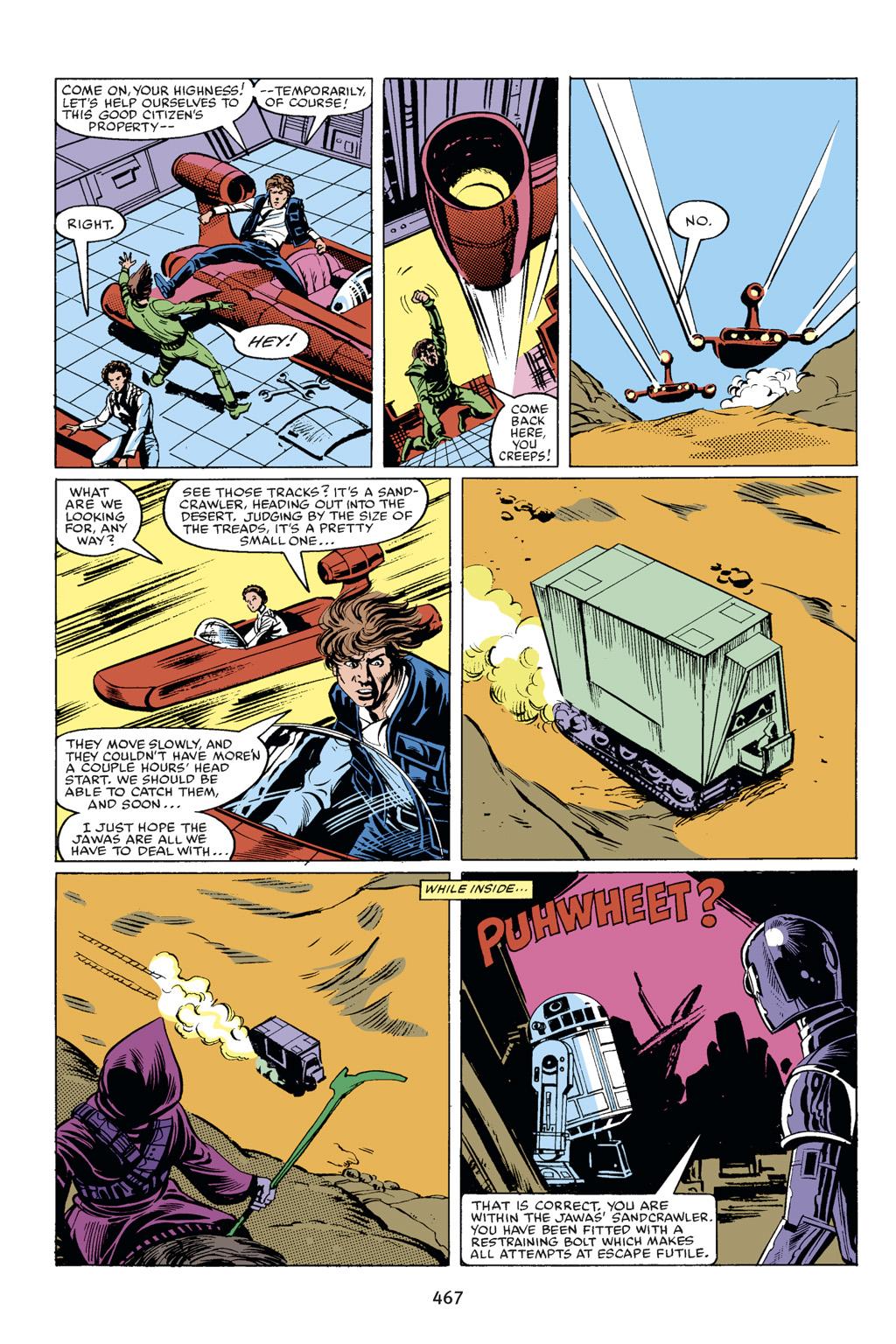 Read online Star Wars Omnibus comic -  Issue # Vol. 18.5 - 184
