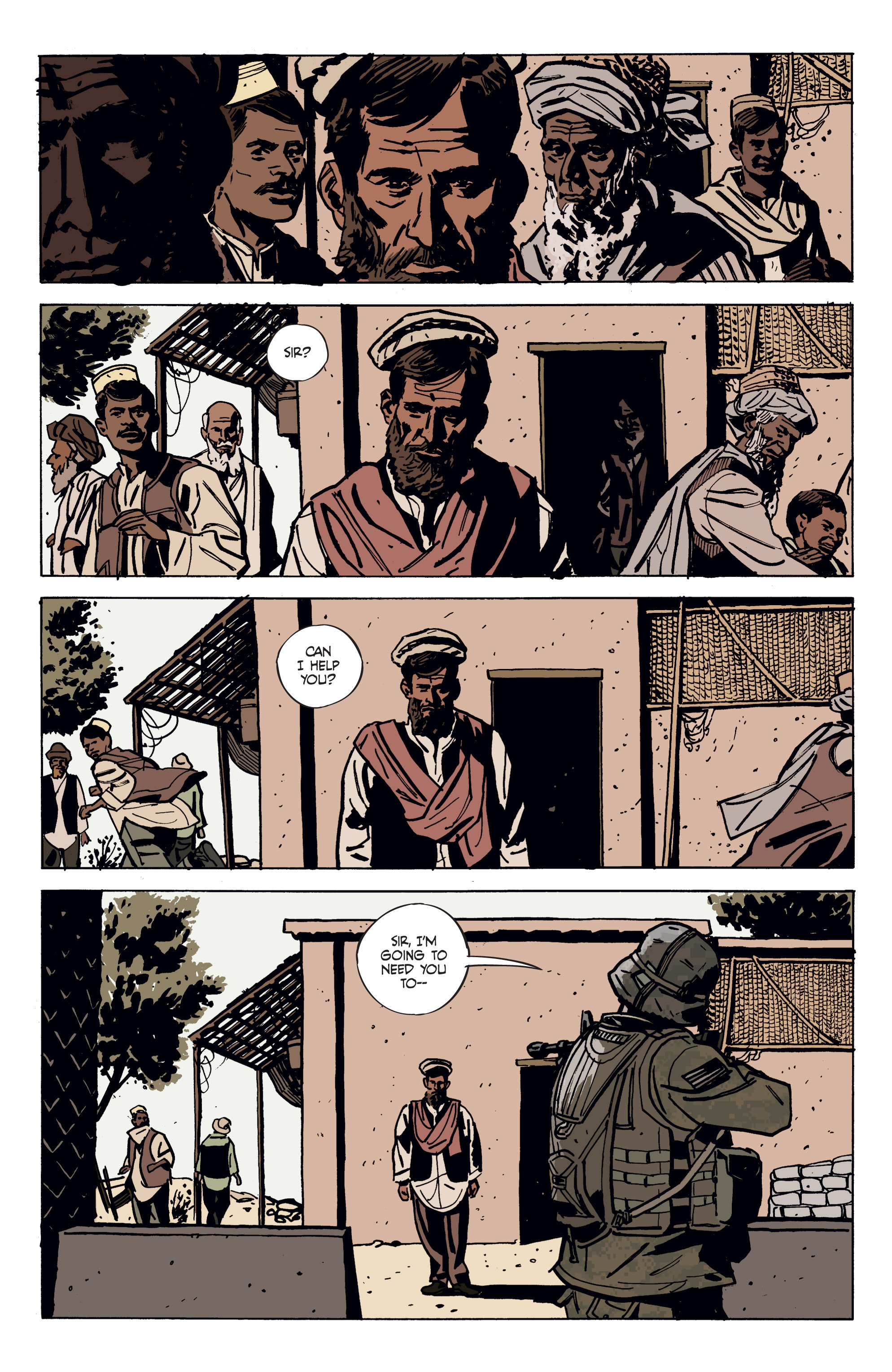 Read online Graveyard of Empires comic -  Issue # TPB - 10