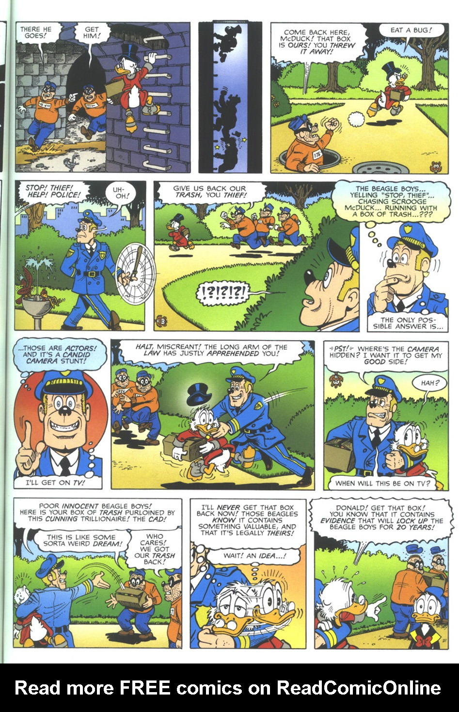 Read online Uncle Scrooge (1953) comic -  Issue #337 - 25