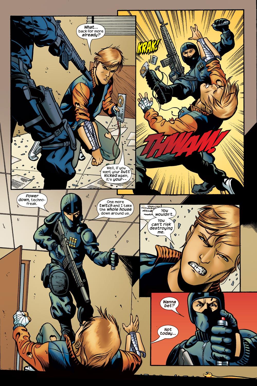 Read online Machine Teen comic -  Issue #4 - 12