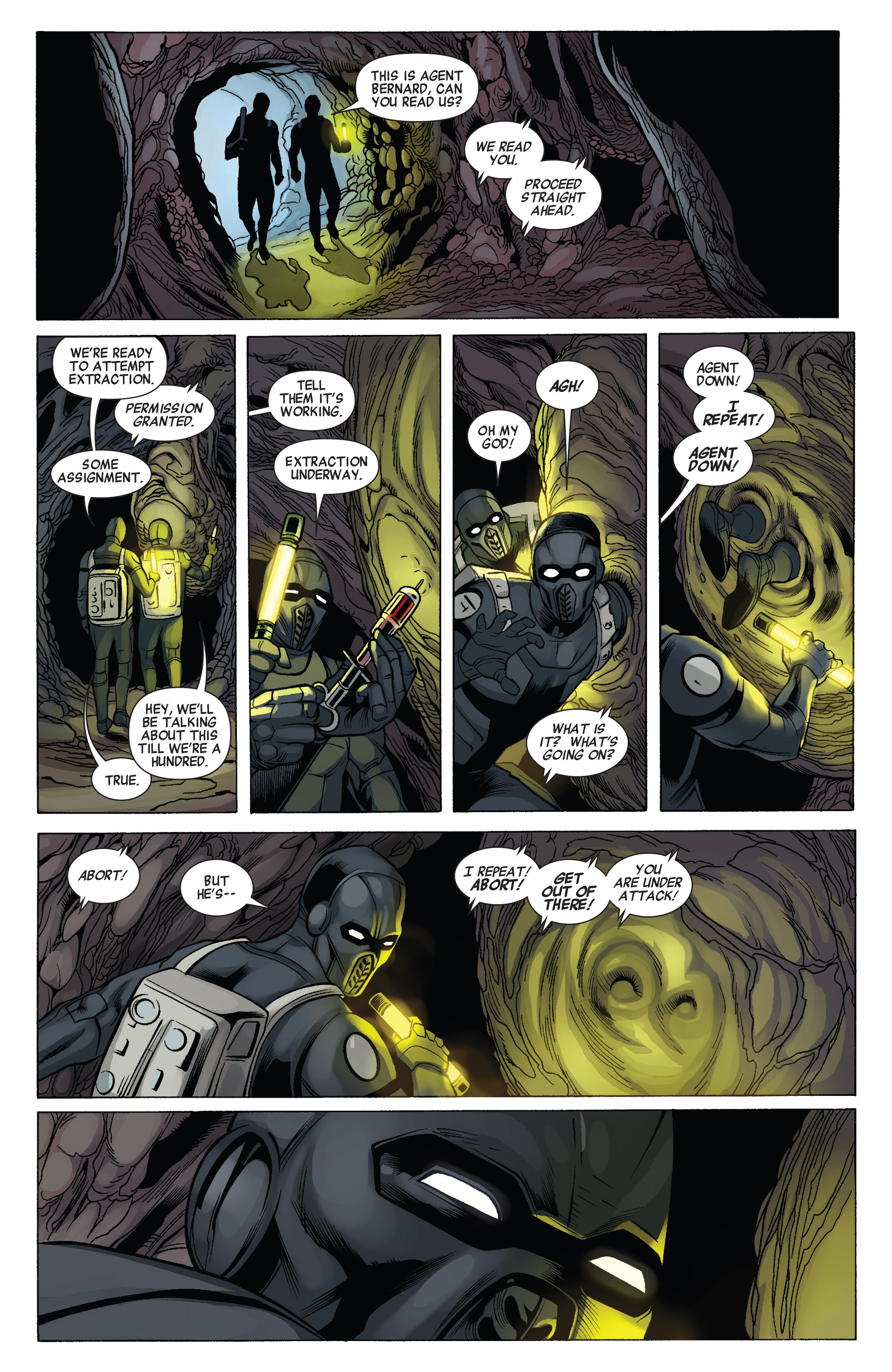 Read online Avengers (2010) comic -  Issue #22 - 12