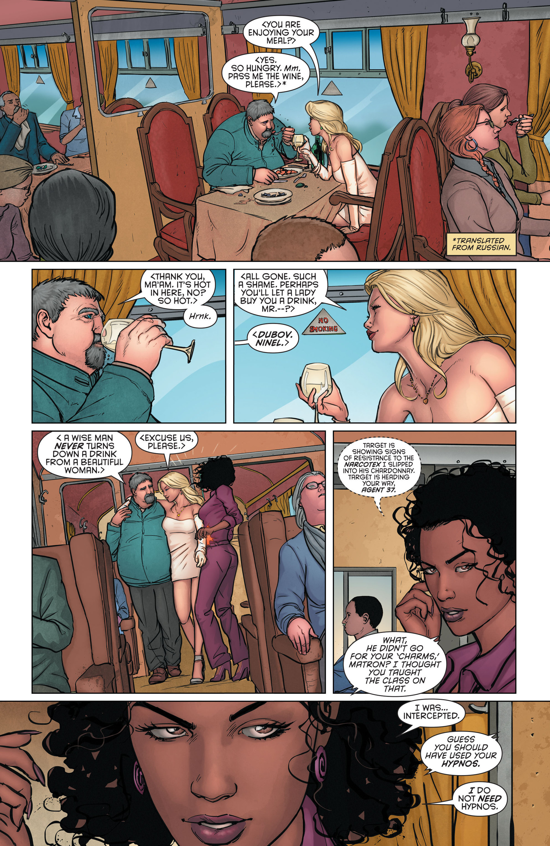 Read online Sinestro comic -  Issue #3 - 25