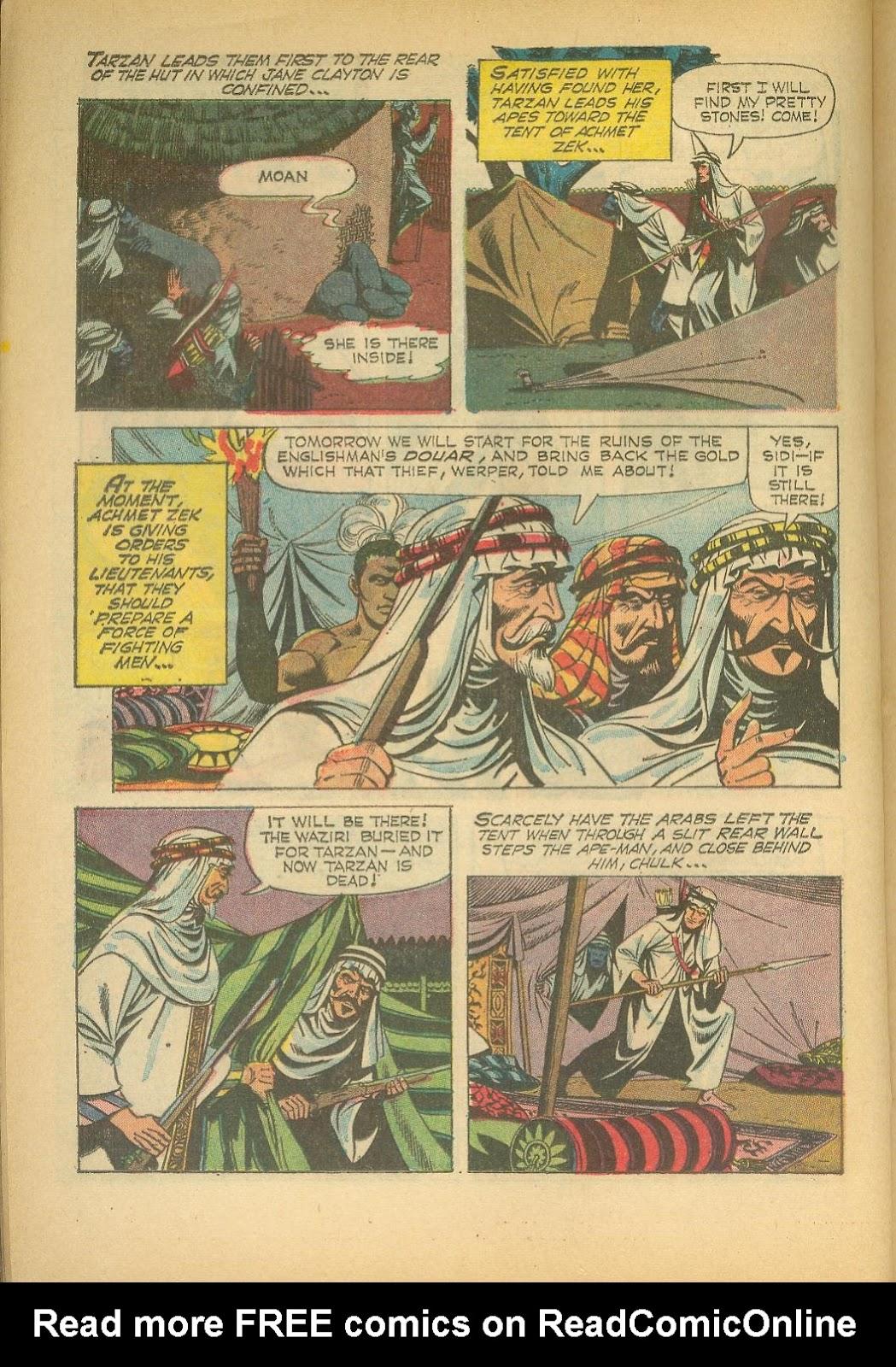 Tarzan (1962) issue 160 - Page 20