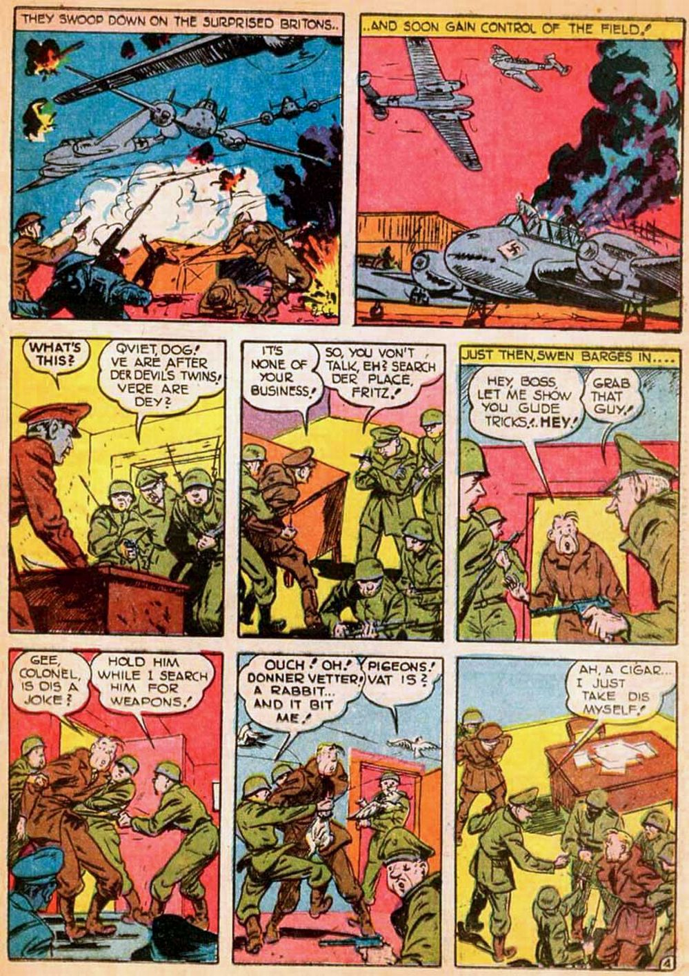 Zip Comics issue 19 - Page 49