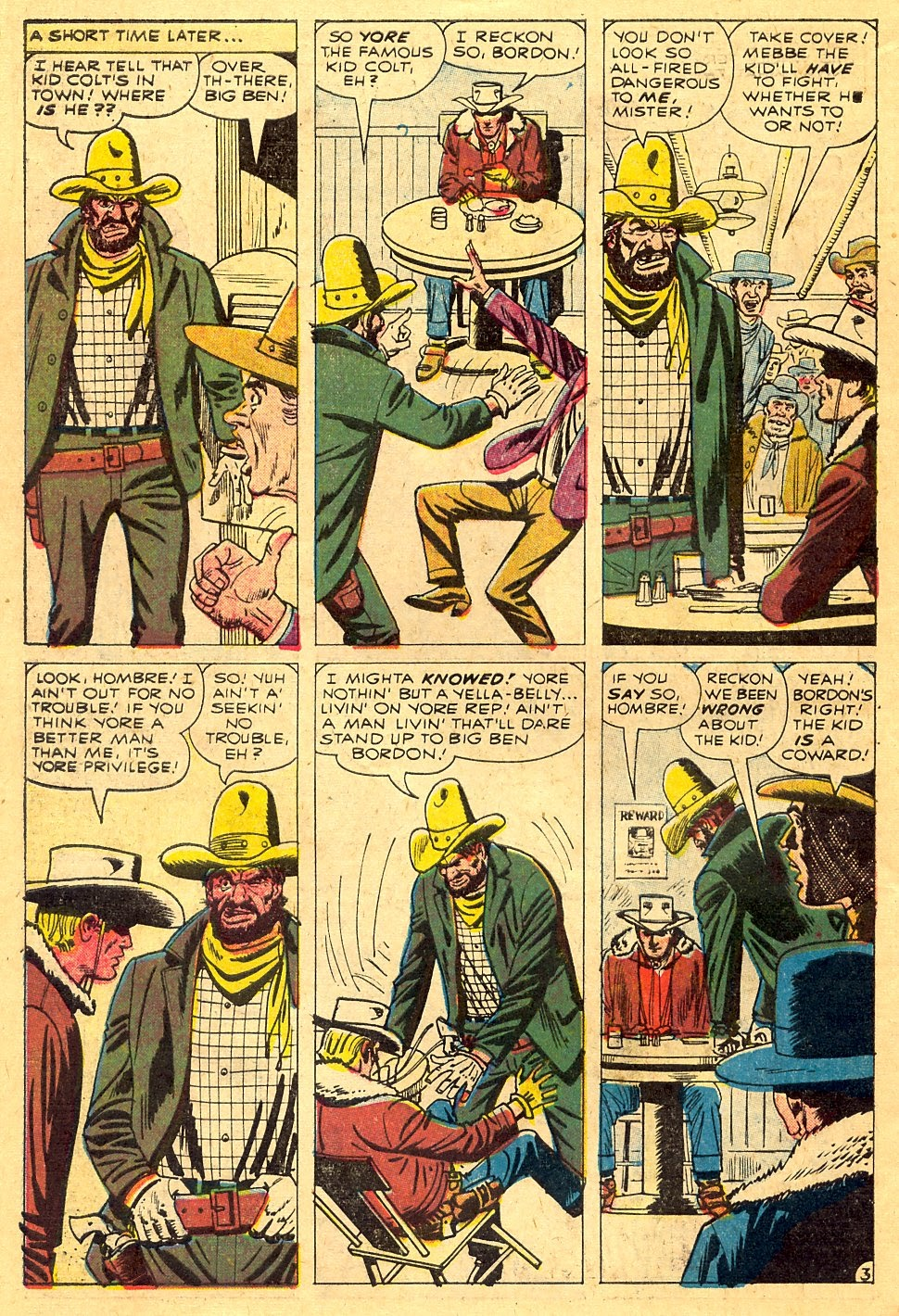 Kid Colt Outlaw issue 108 - Page 30
