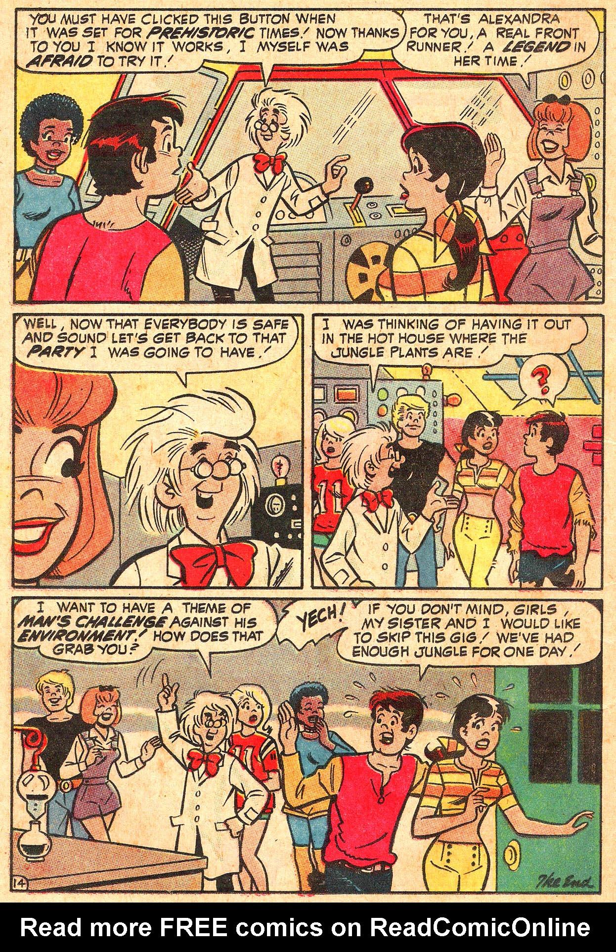 Read online She's Josie comic -  Issue #56 - 18