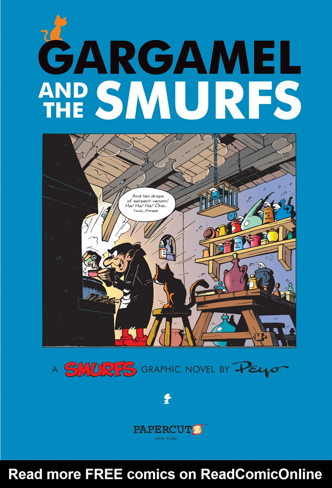 Read online The Smurfs comic -  Issue #9 - 3