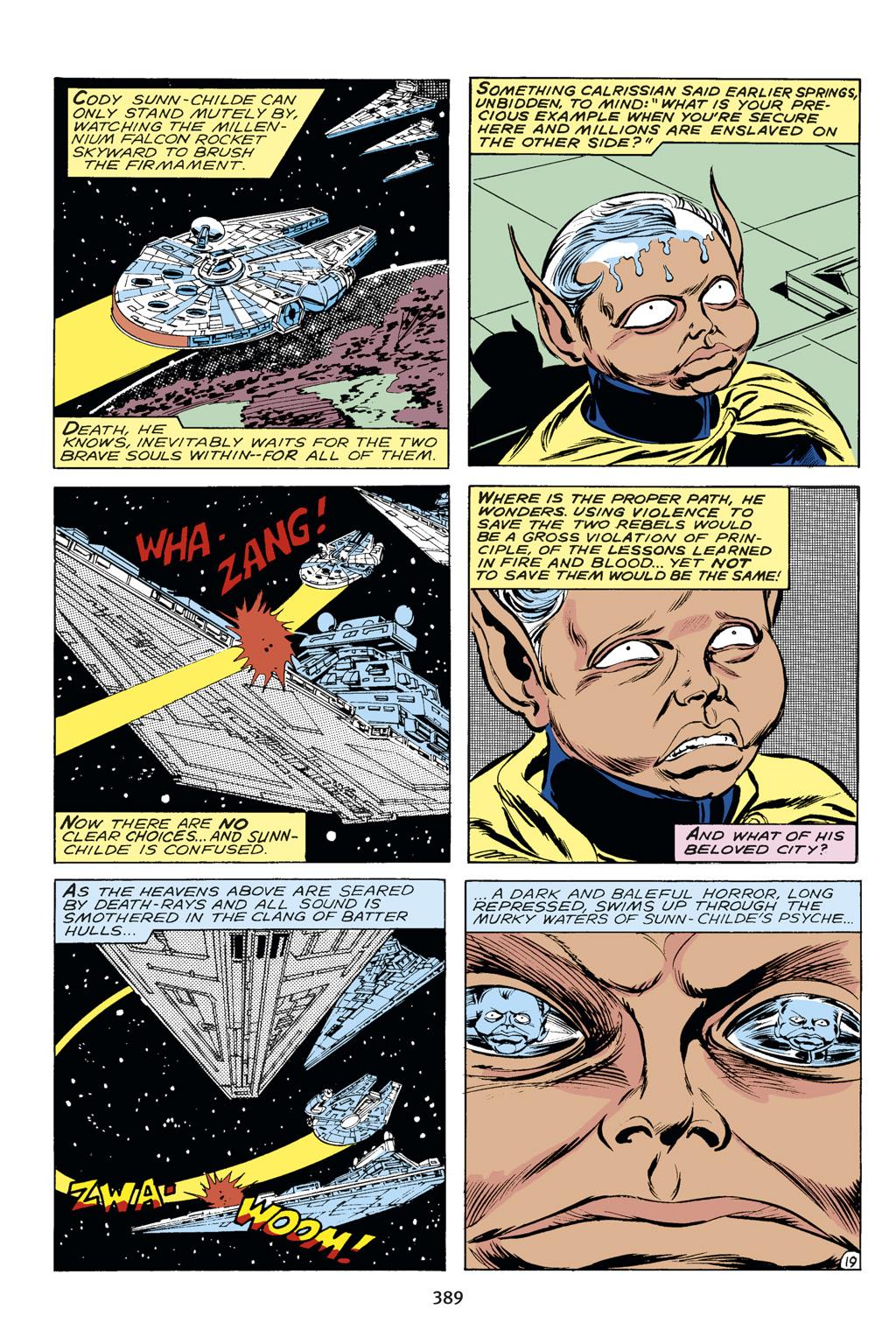 Read online Star Wars Omnibus comic -  Issue # Vol. 14 - 385