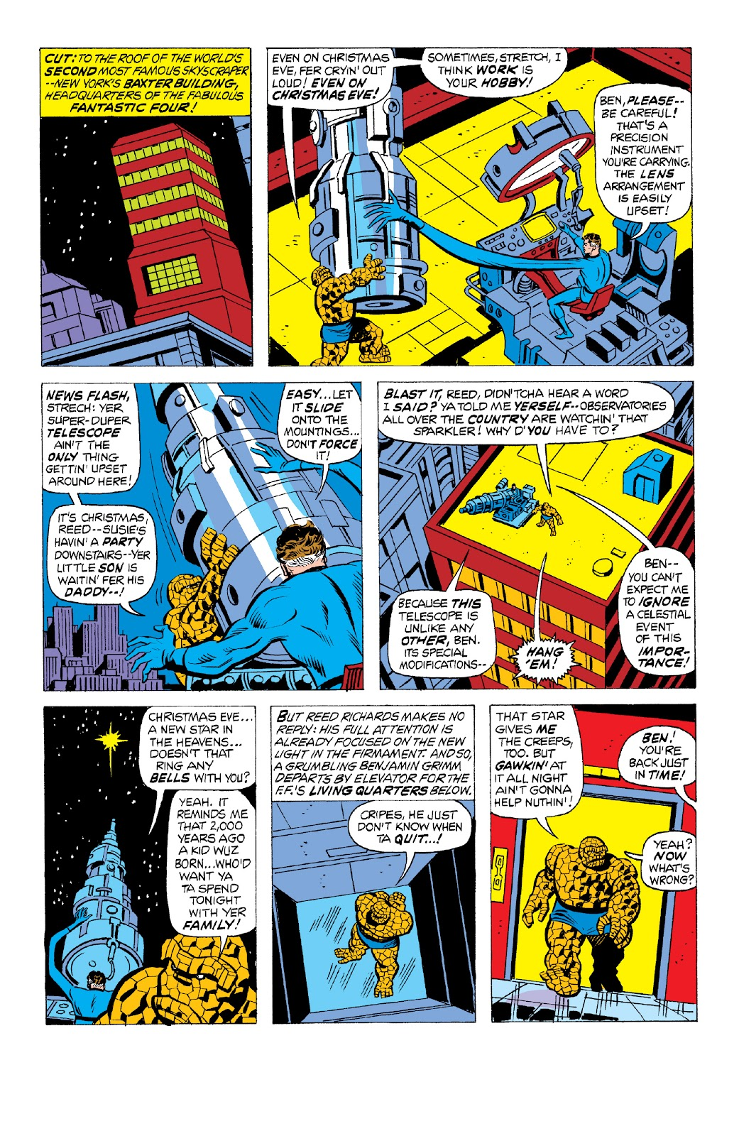Read online Marvel Two-In-One Epic Collection: Cry Monster comic -  Issue # TPB (Part 2) - 82