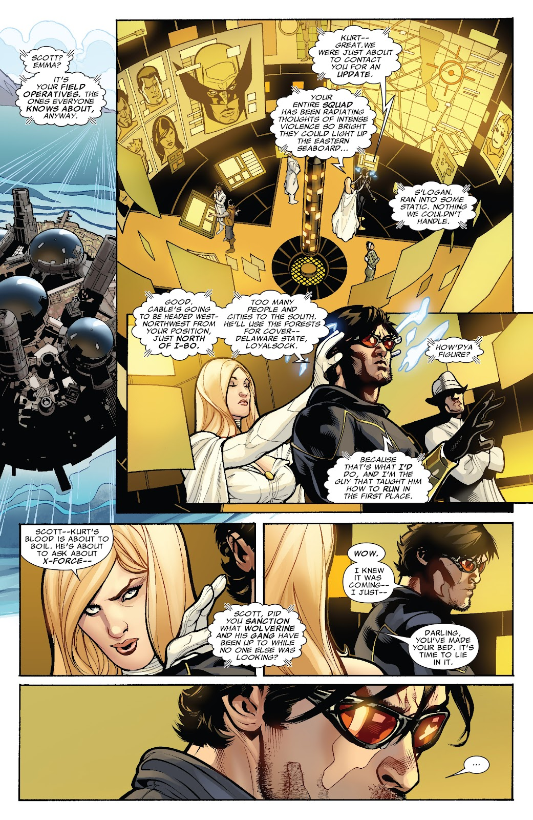 Read online X-Men: Second Coming comic -  Issue # _TPB (Part 1) - 49