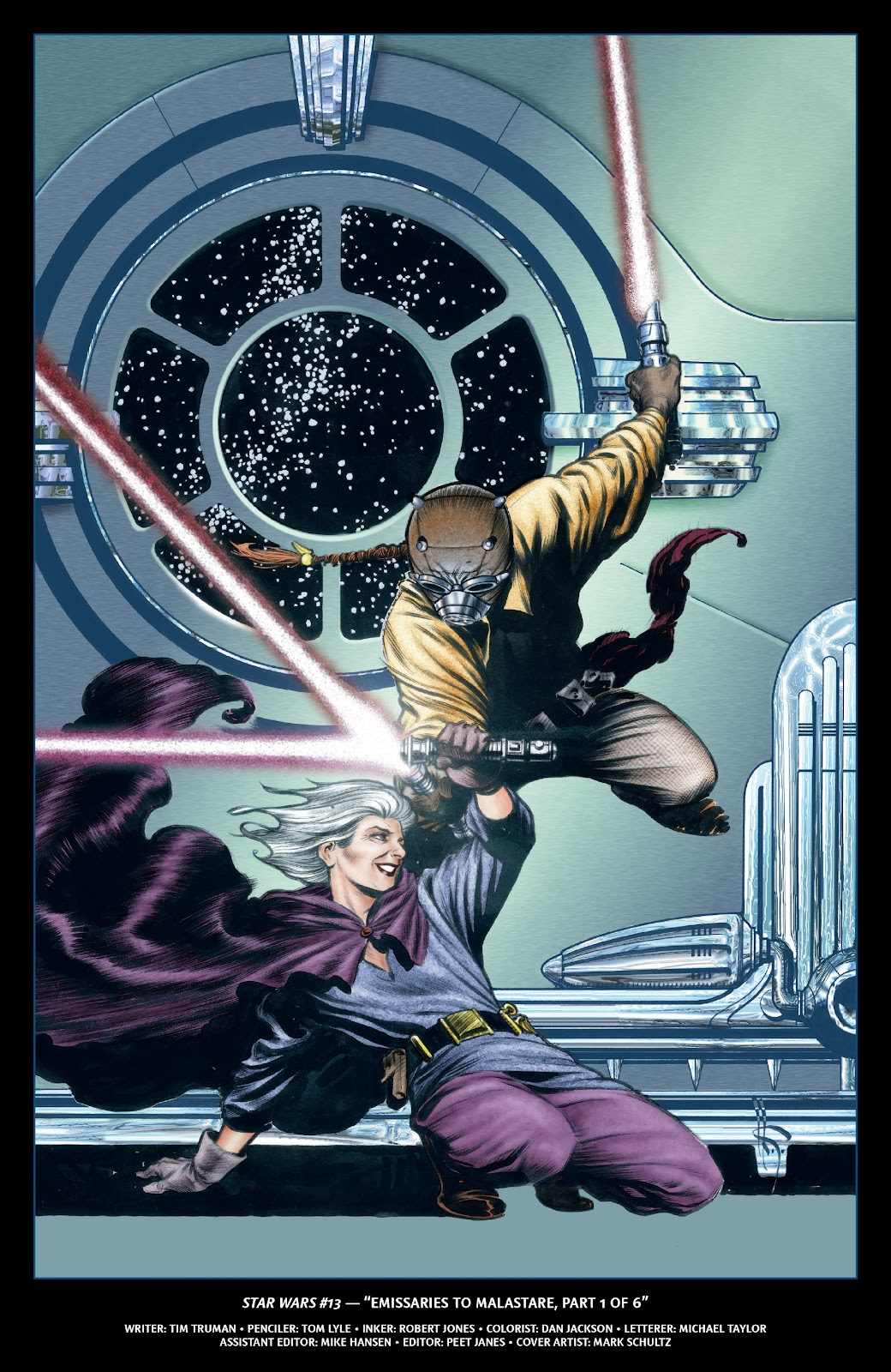 Read online Star Wars Legends Epic Collection: The Menace Revealed comic -  Issue # TPB (Part 3) - 46