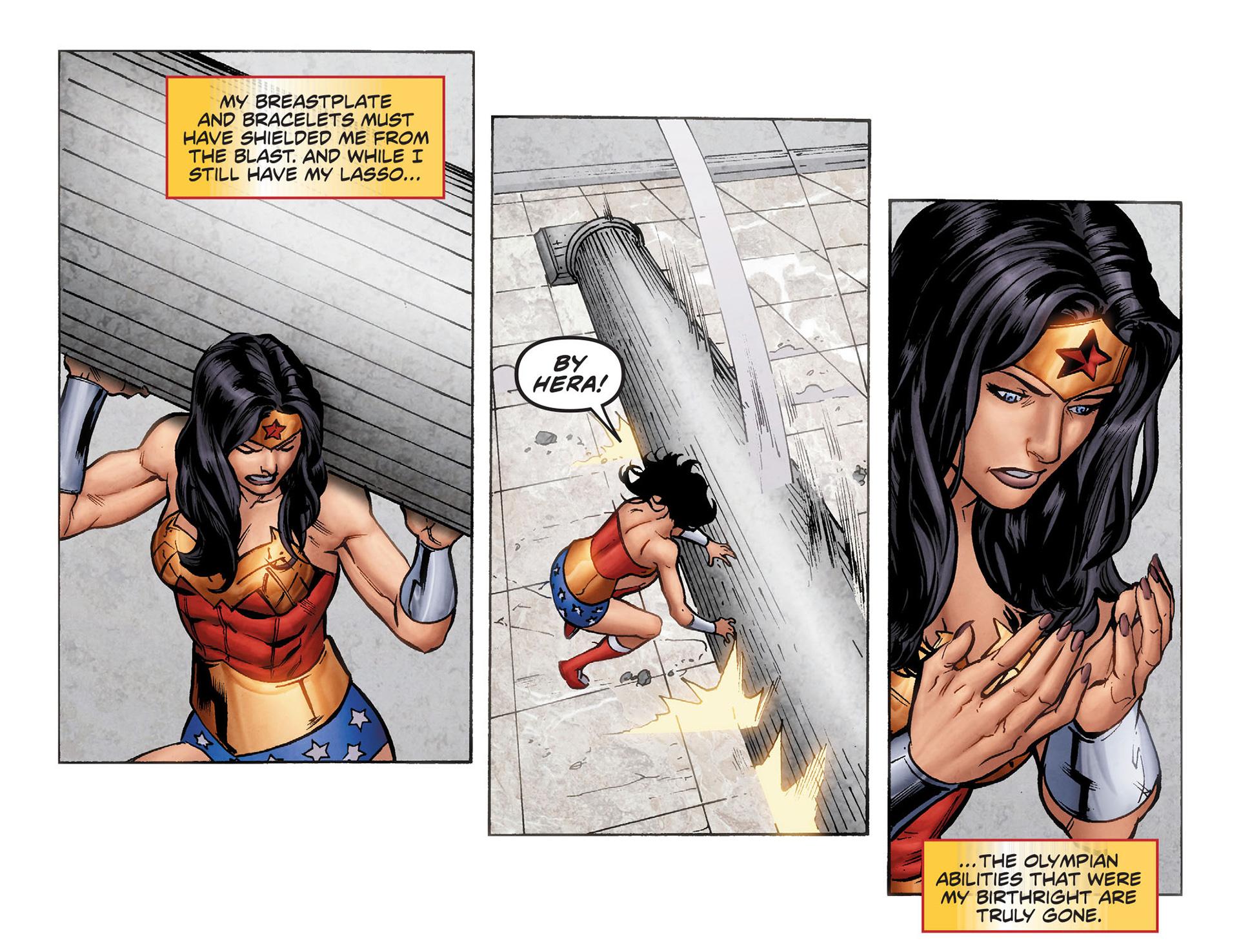 Read online Sensation Comics Featuring Wonder Woman comic -  Issue #6 - 4