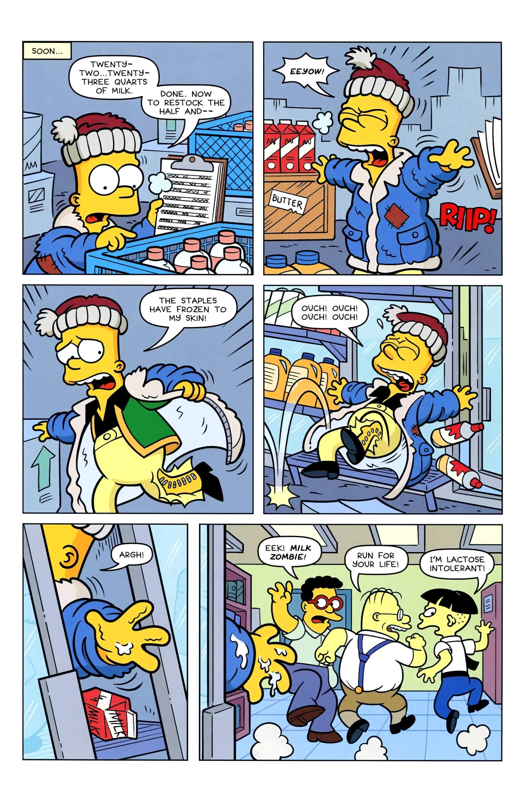 Read online Simpsons Comics Presents Bart Simpson comic -  Issue #95 - 10