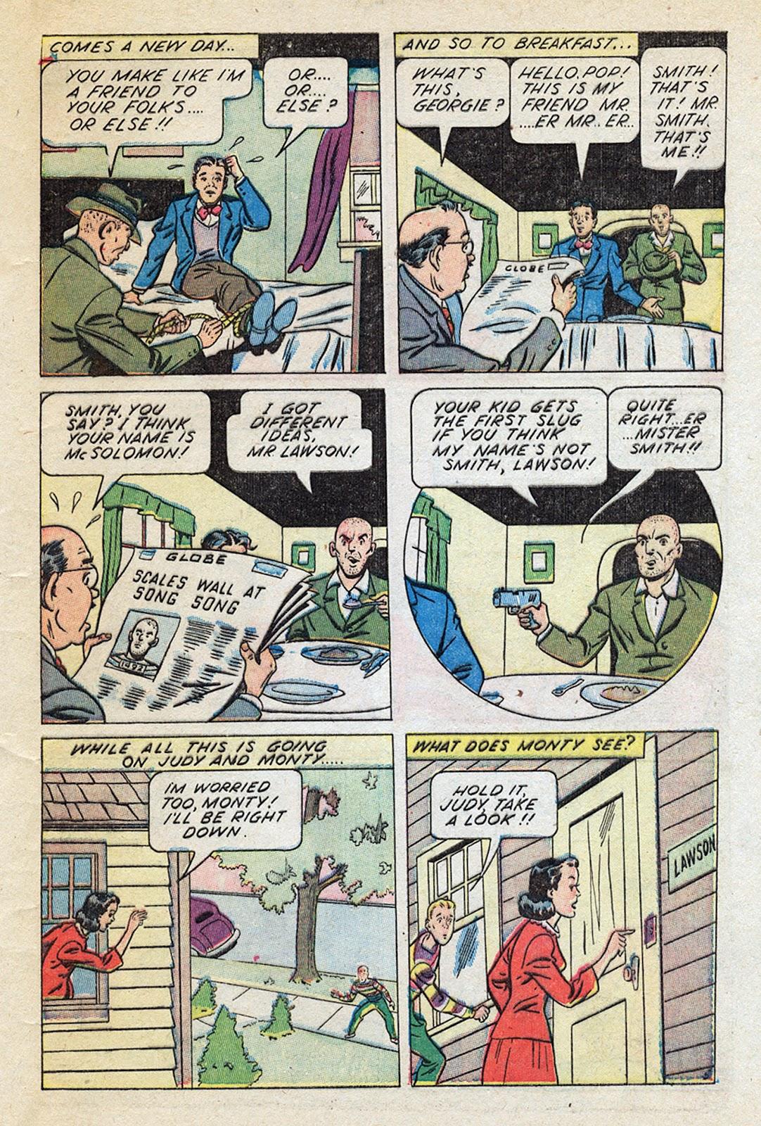 Georgie Comics (1945) issue 4 - Page 47