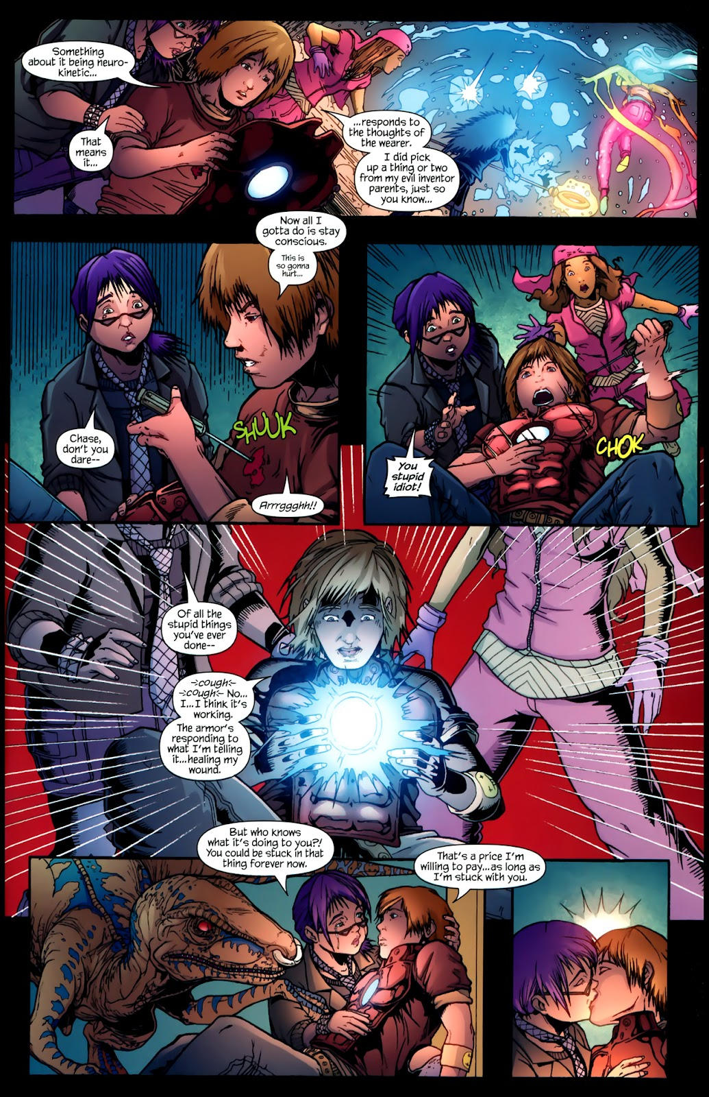 Read online What If? Secret Wars comic -  Issue # Full - 34