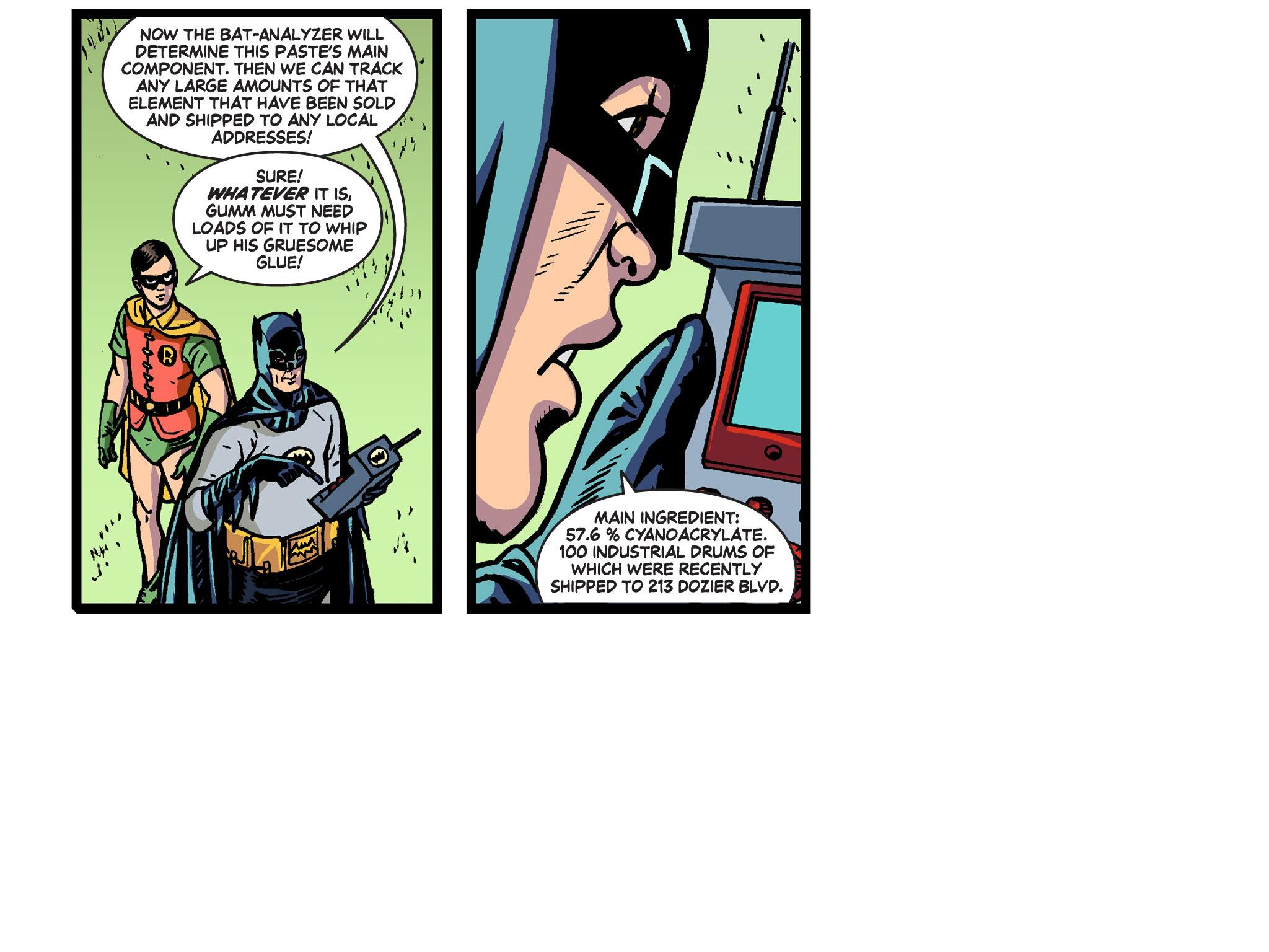 Read online Batman '66 Meets the Green Hornet [II] comic -  Issue #4 - 70