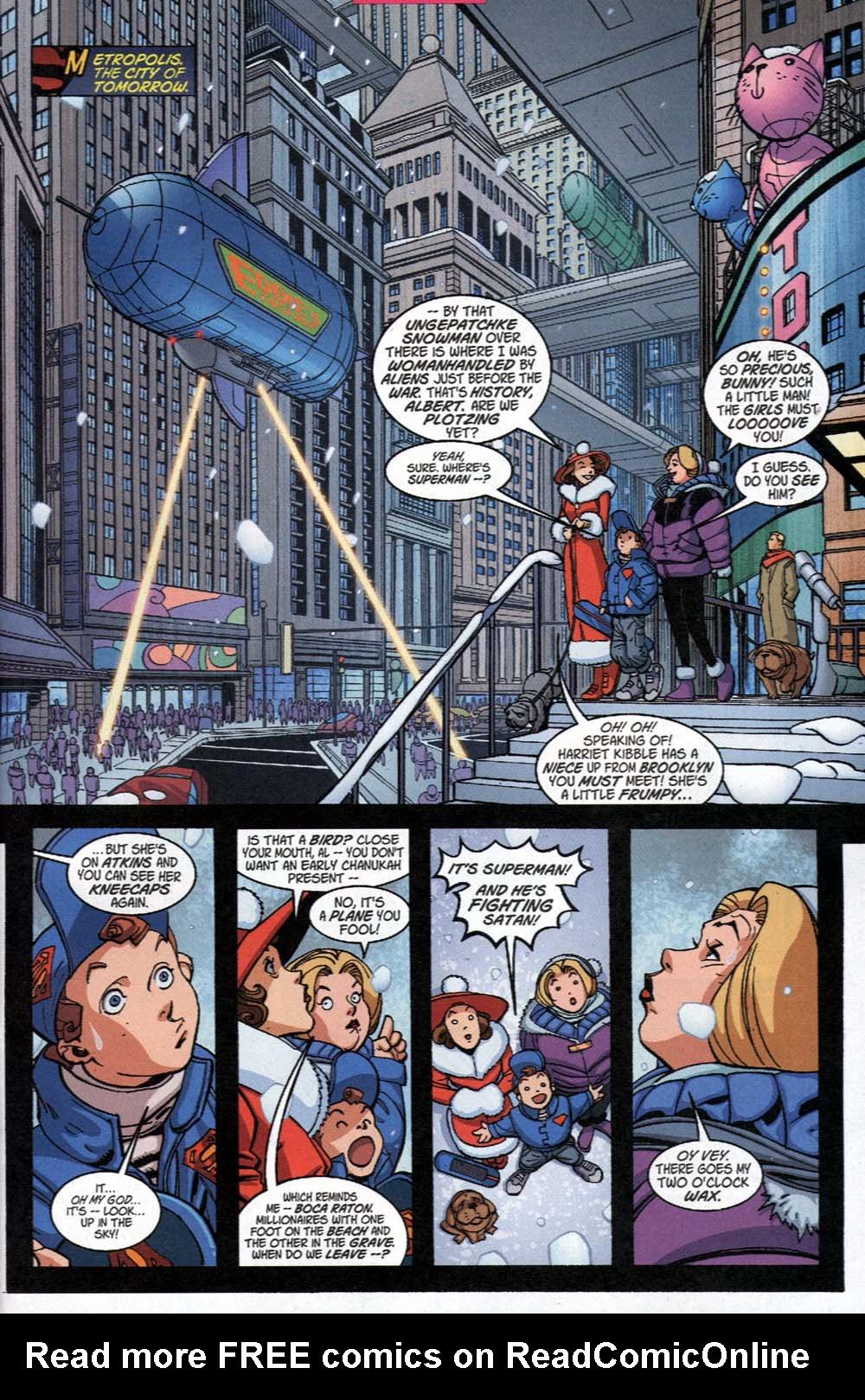 Action Comics (1938) 786 Page 1