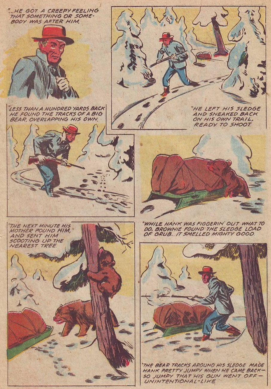 Read online Animal Comics comic -  Issue #28 - 32