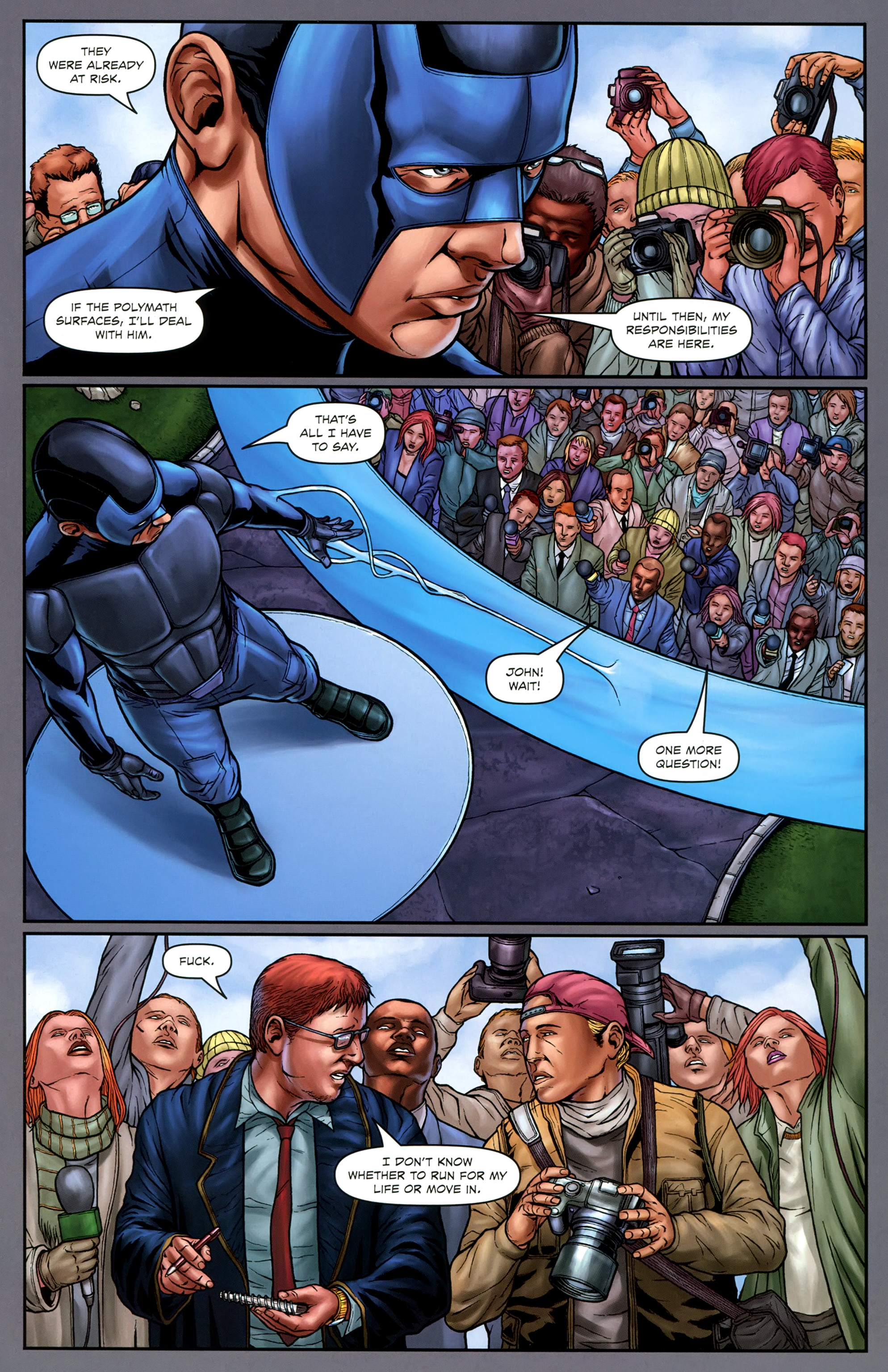 Read online Absolution: Rubicon comic -  Issue #3 - 25