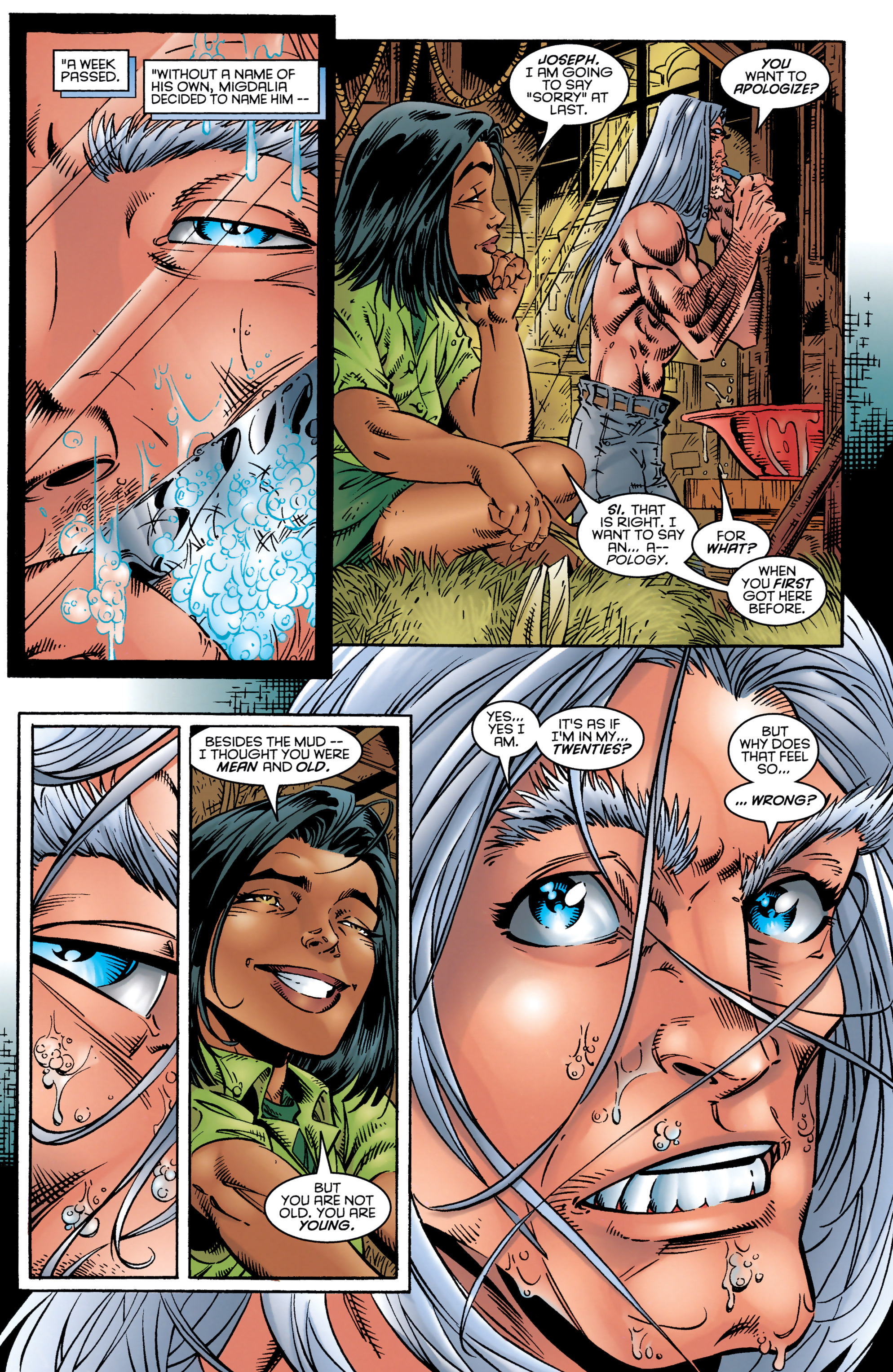 Read online Uncanny X-Men (1963) comic -  Issue #327 - 9